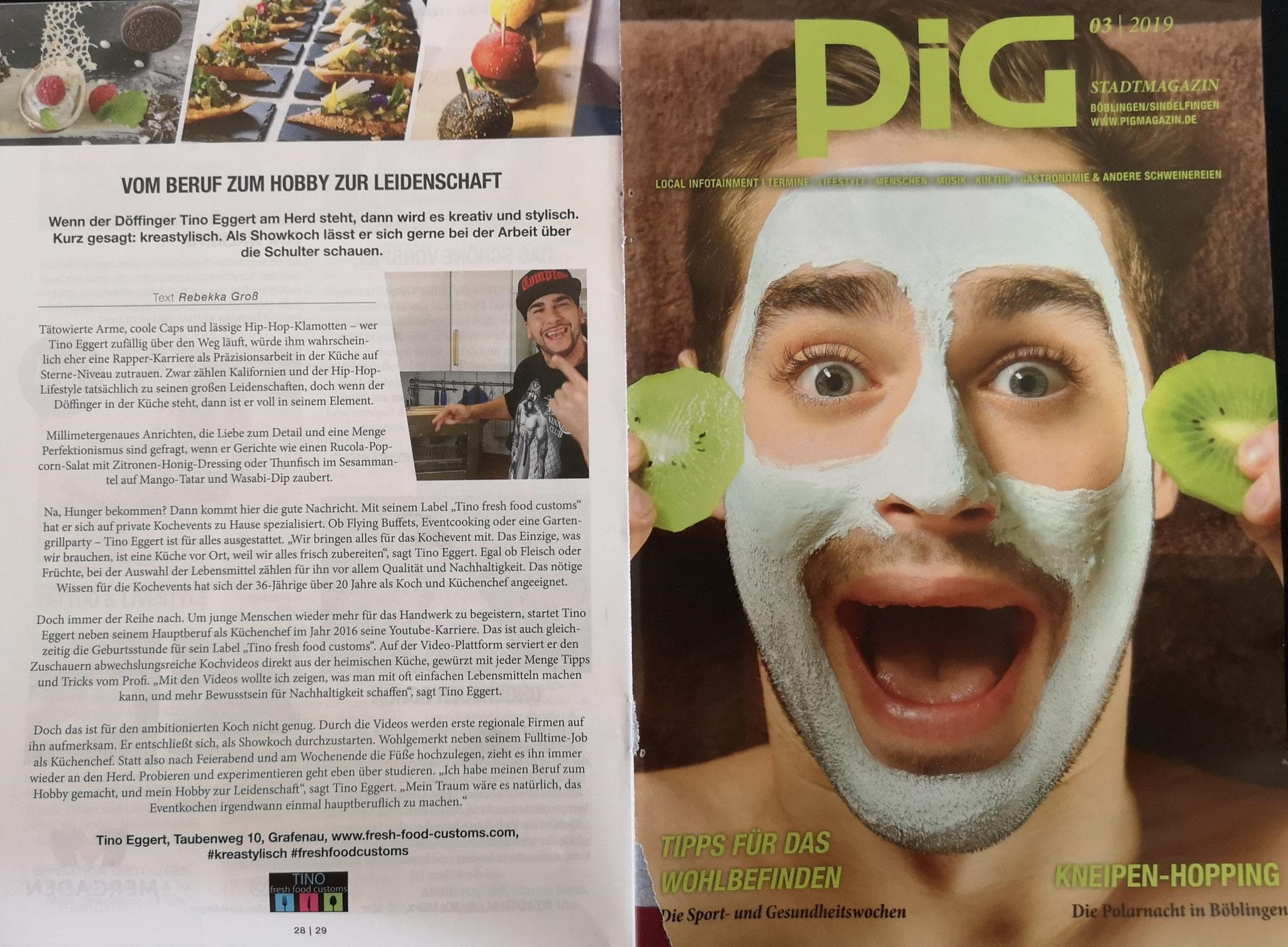 PiG Stadtmagazin 03/2019