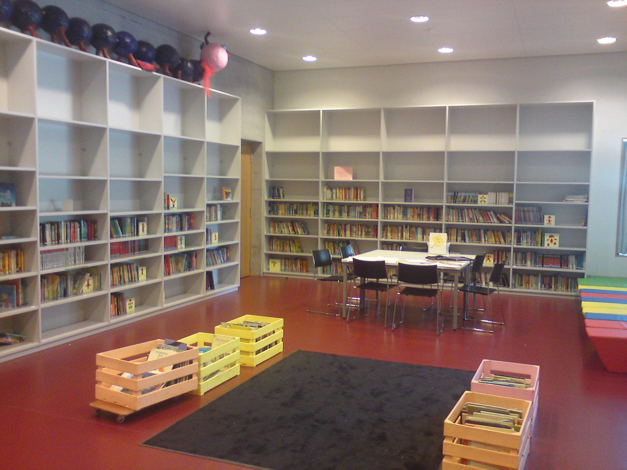 Kindergarten vorher
