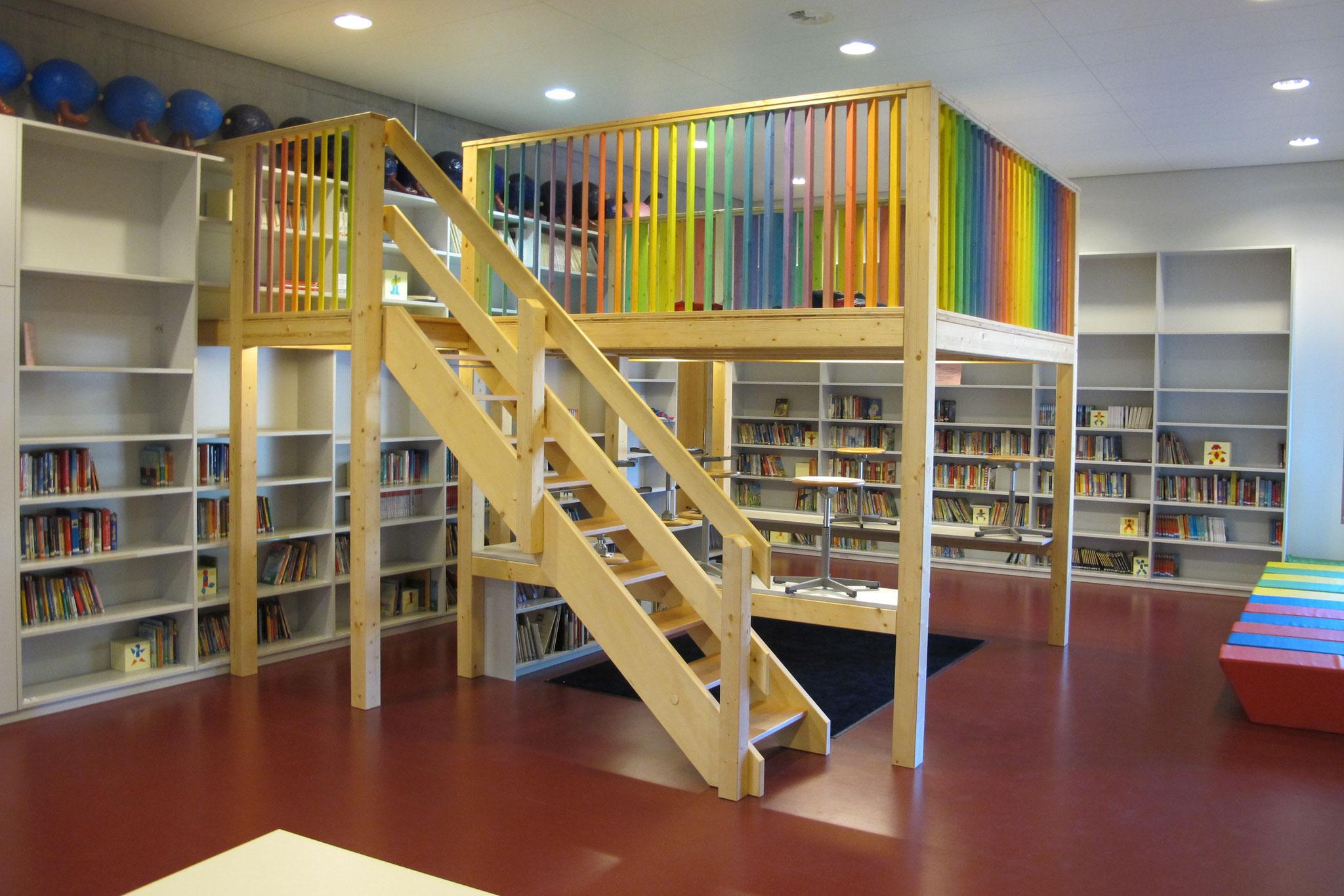 Kindergarten nachher
