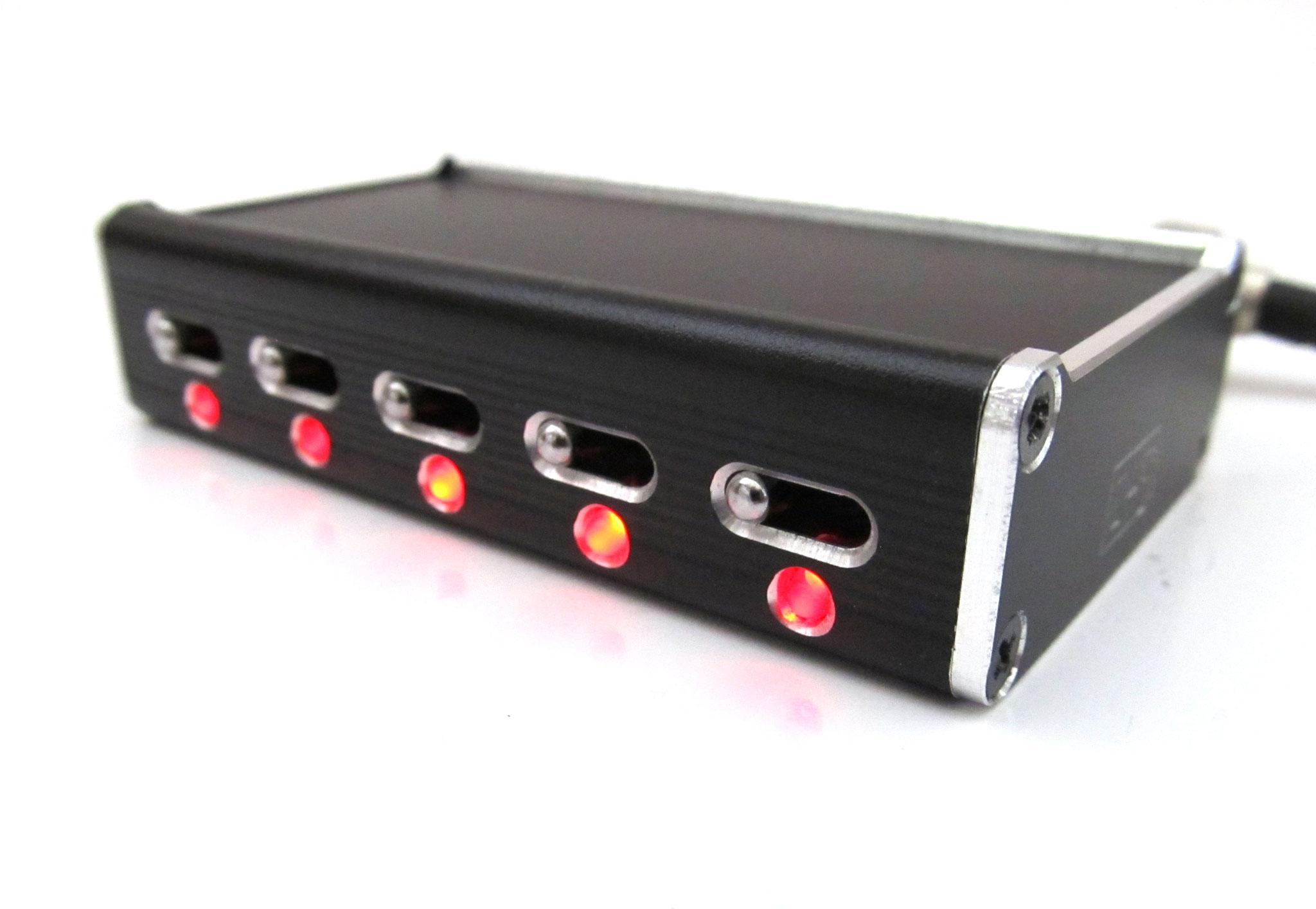 Slim Power Distributor for Soundbags