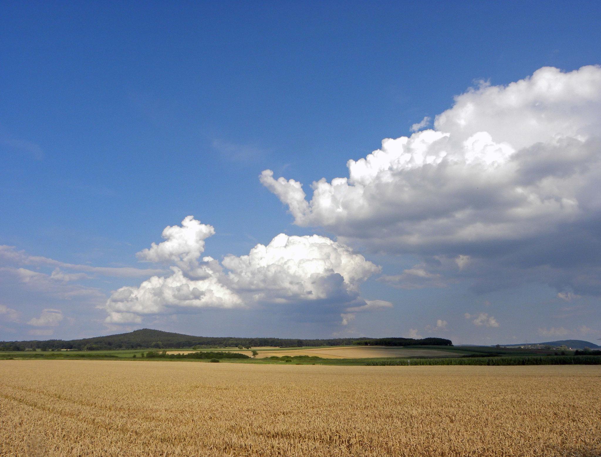 "Gerald Kriechenbauer - ""Wolkenlandschaft"" - 15 Pkt."