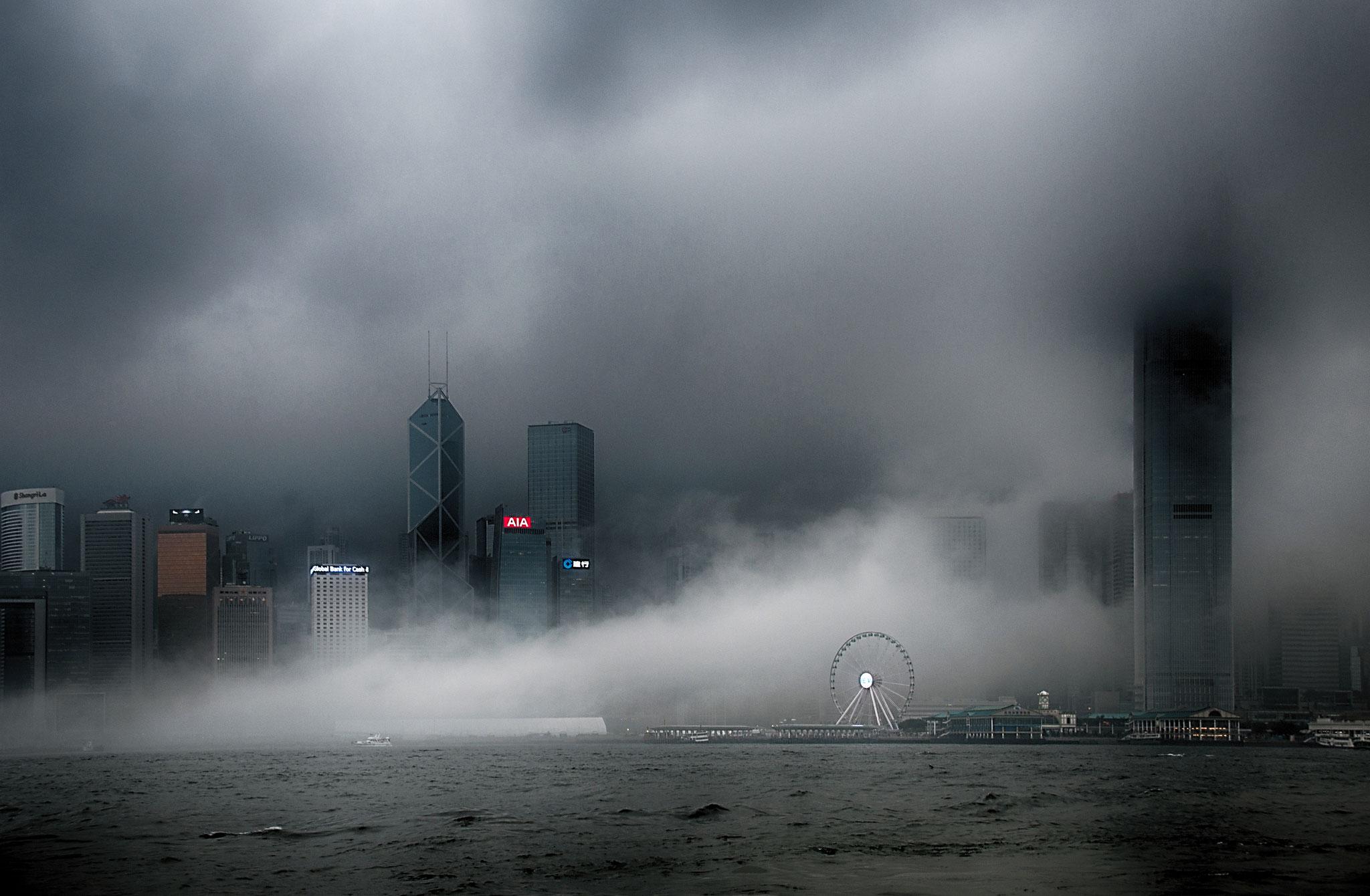 """Wolfgang Habringer - """"Hong Kong 71"""" - 23 Pkt. - 5. Platz EW."""