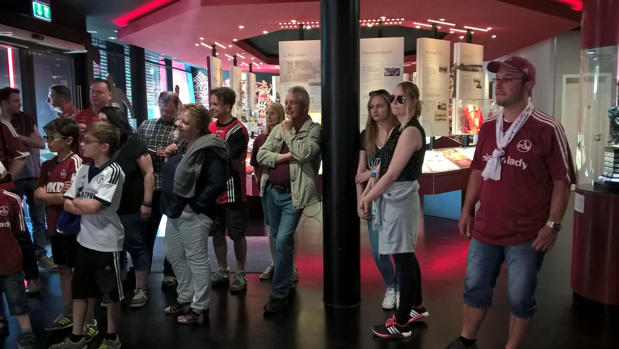 Familienausflug nach Nürnberg am  08.05.2016