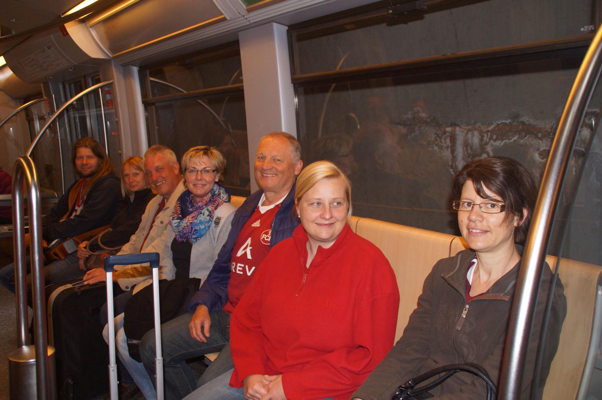 Familienausflug nach München vom 16.05. - 17.05.2015