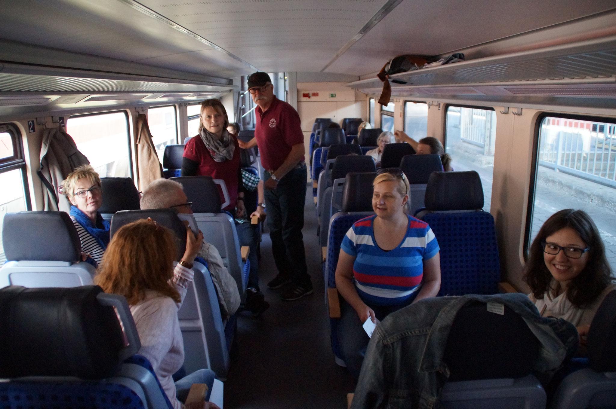 Familienausflug nach Kaiserslautern vom 20.05. - 21.05.2017