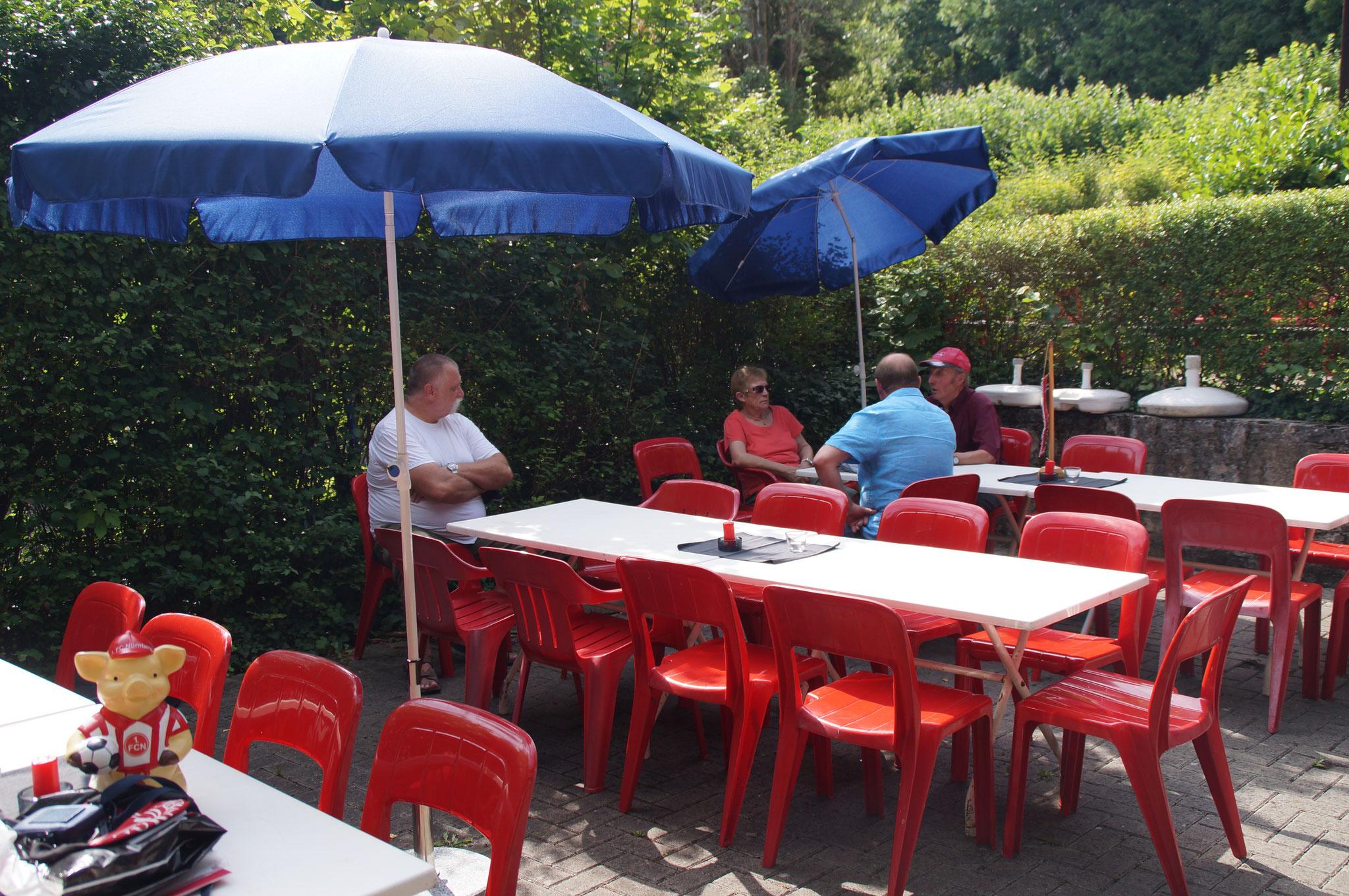 Sommerfest-Naturfreundehaus     am 22.07.2017
