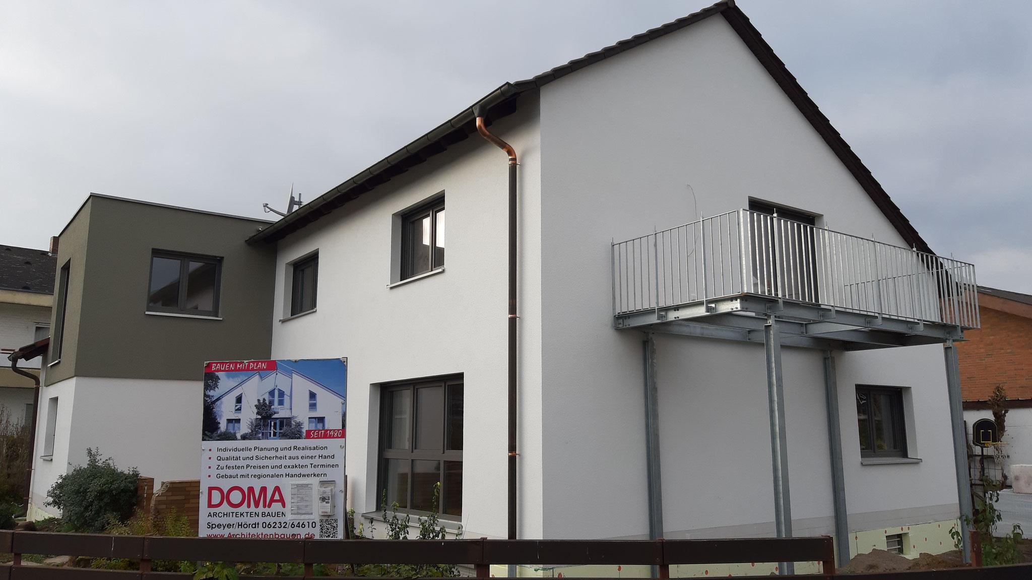 Saniertes Einfamilienwohnhaus in Speyer 2019