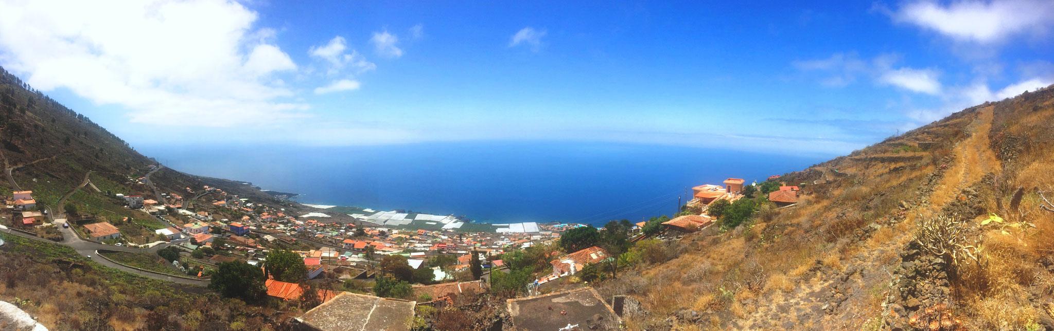 La Palma - Vistas Casa El Mirador - Las Indias