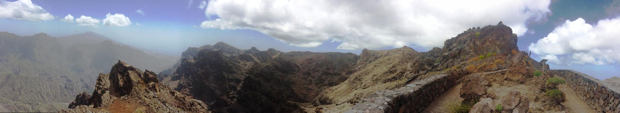 La Palma - Caldera de Taburiente