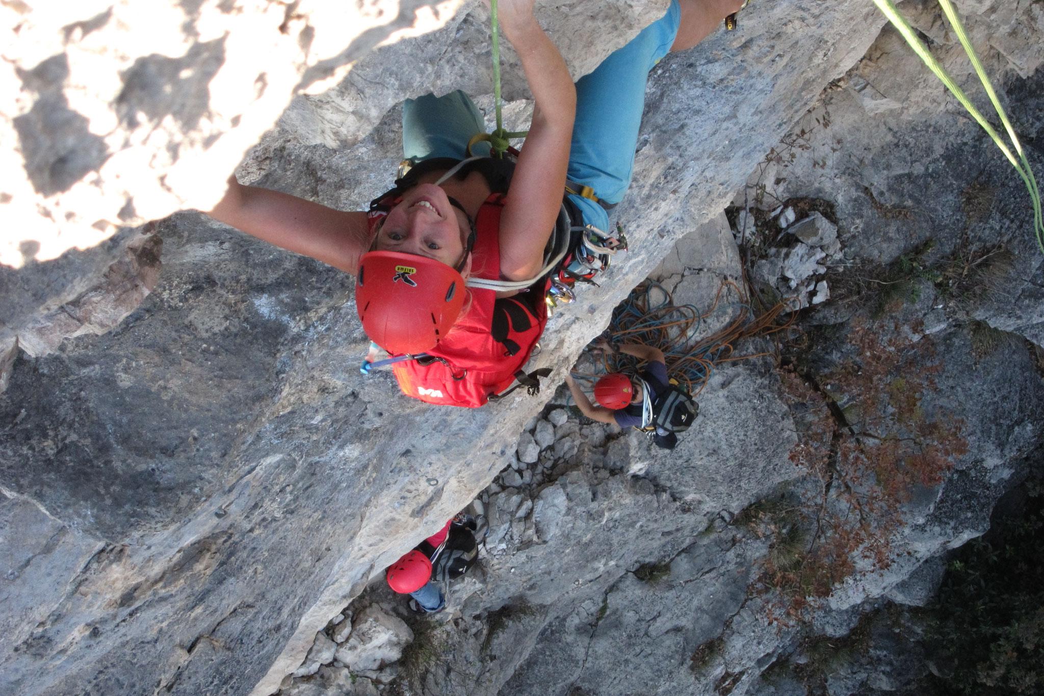 Klettern in Arco / Gardasee