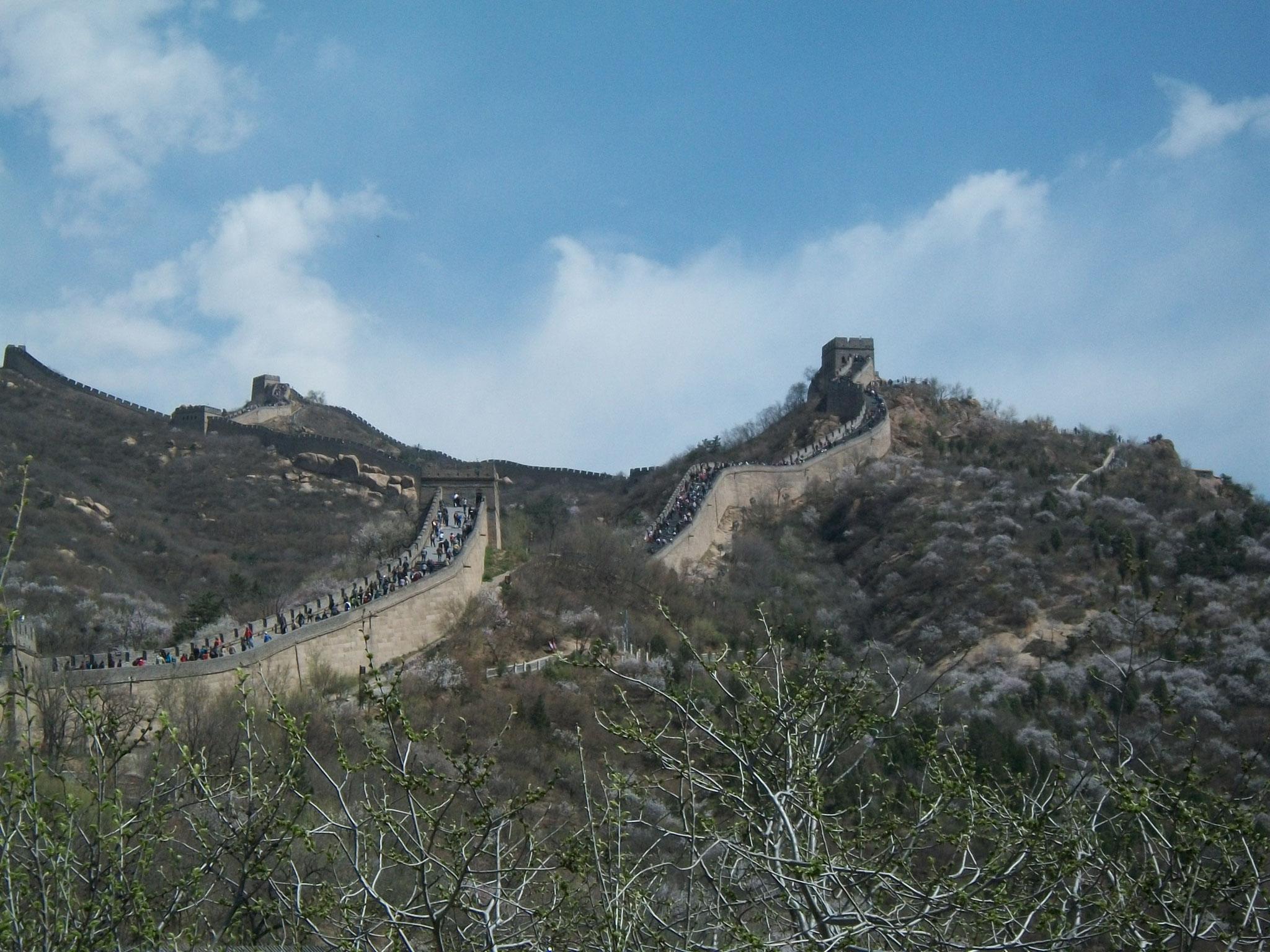 Die chinesische Mauer 2