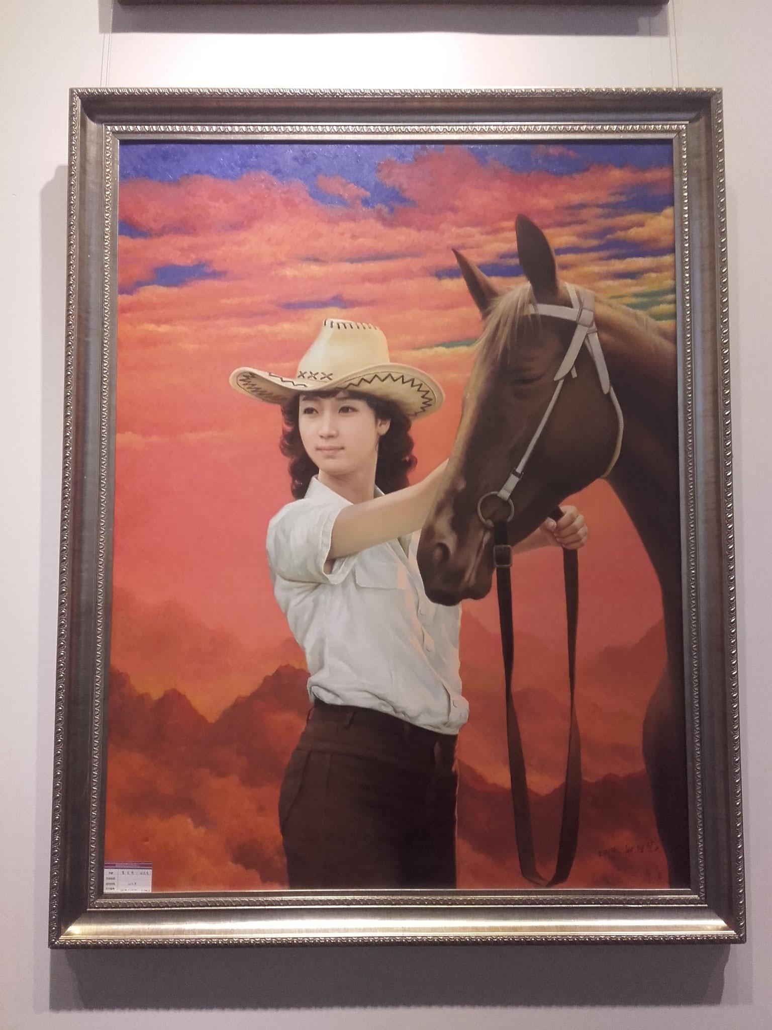 Malerei aus Peking 3