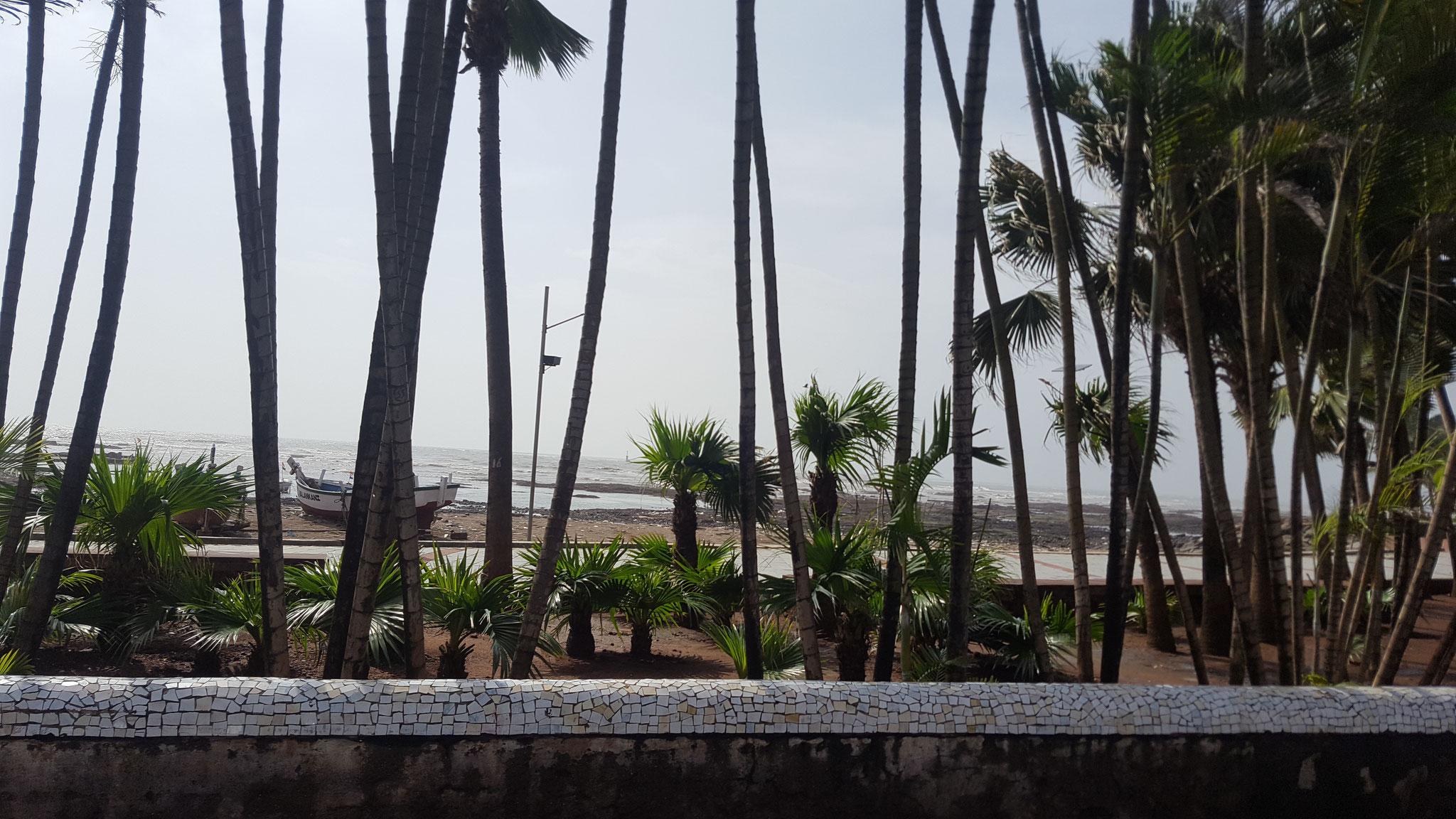 Arabisches Meer, Bandra, Mumbai, unmittelbare Nachbarschaft