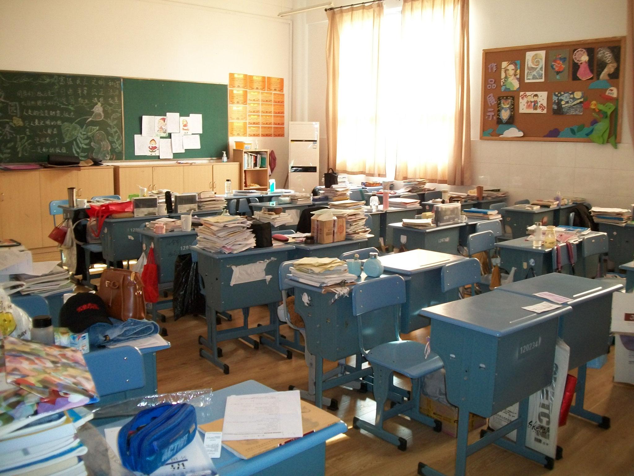 NBFAS Klassenzimmer