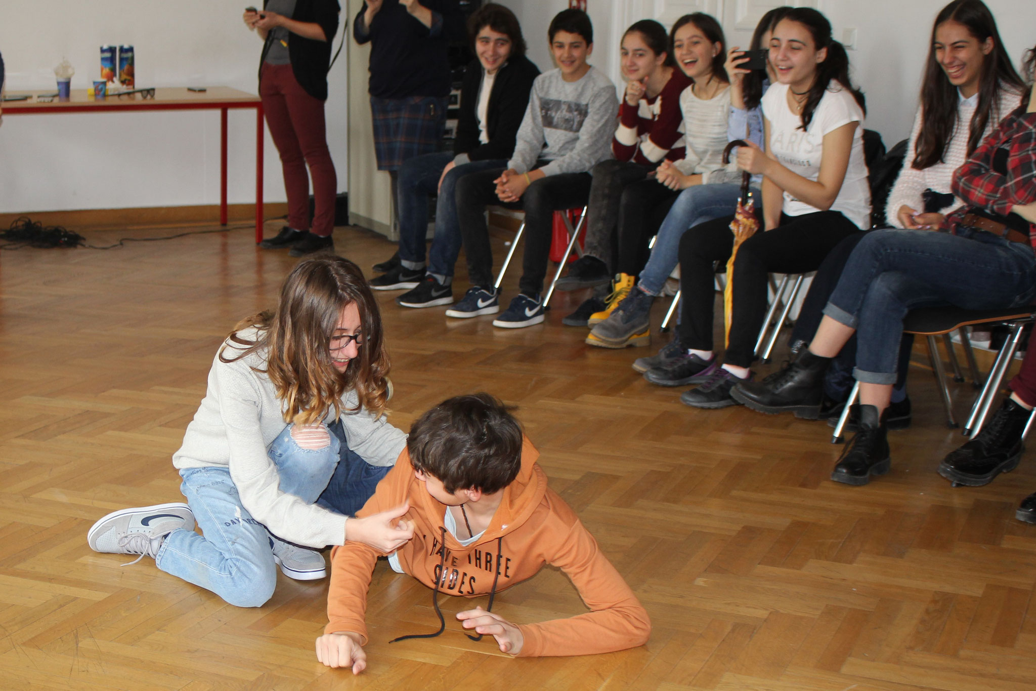 Theaterworkshop 2