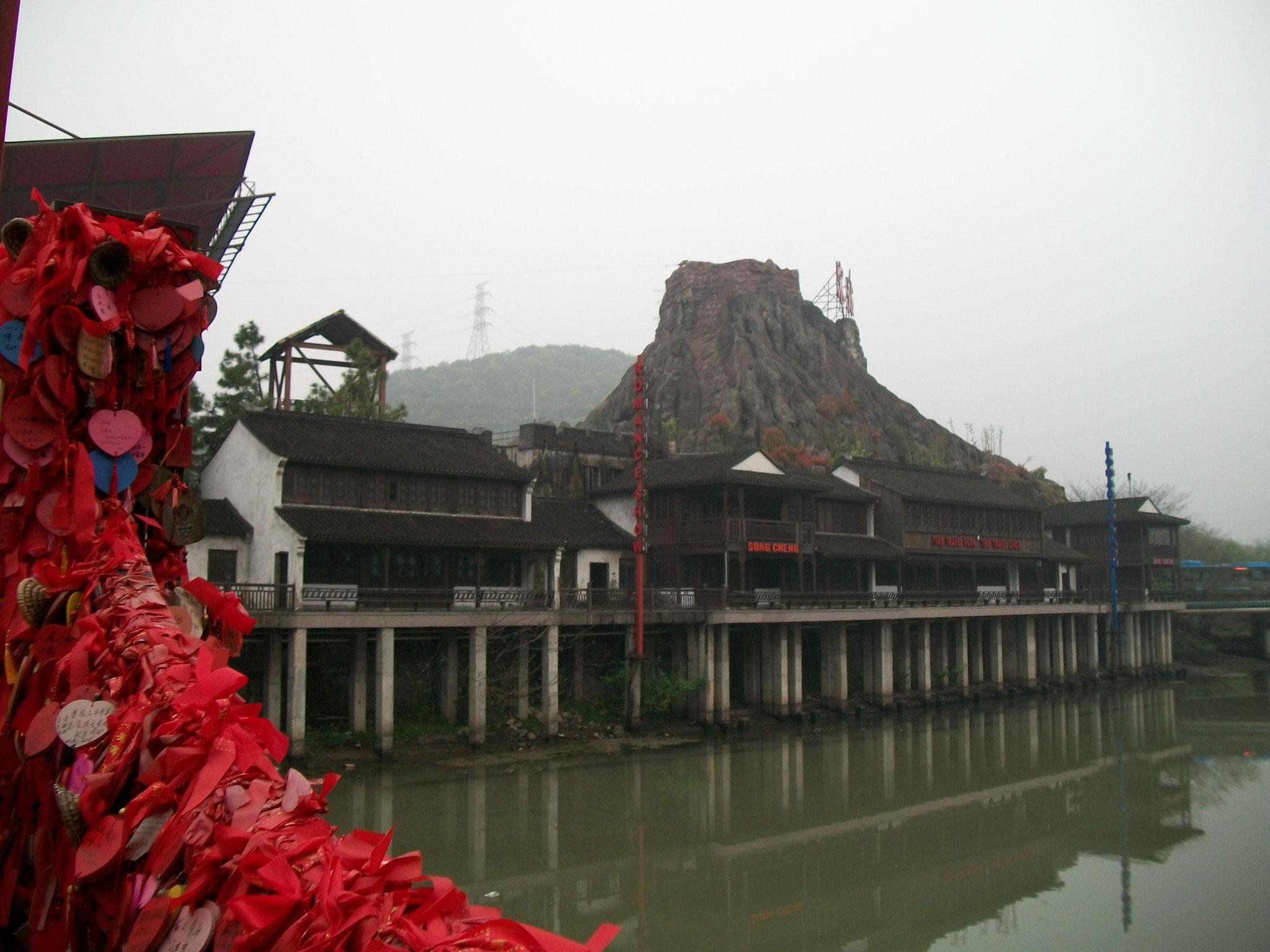 Ancient City mit Betonberg