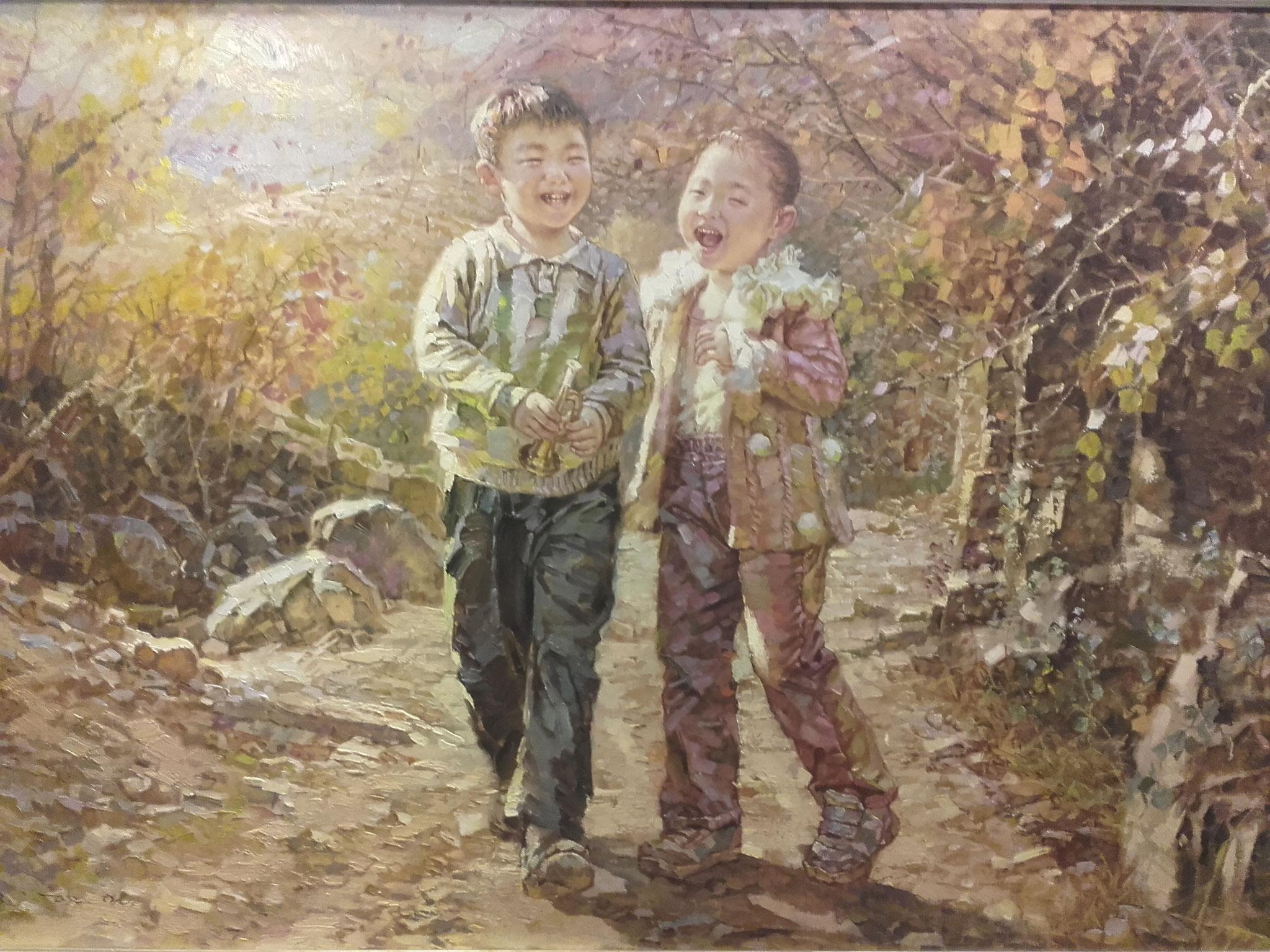 Malerei aus Peking 4