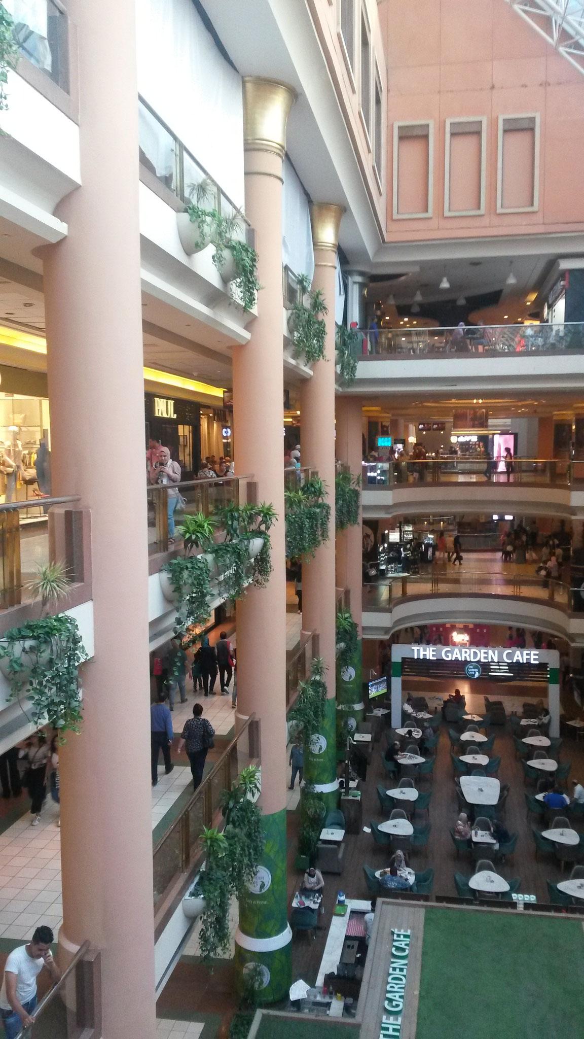Shopping Mall in Heliopolis