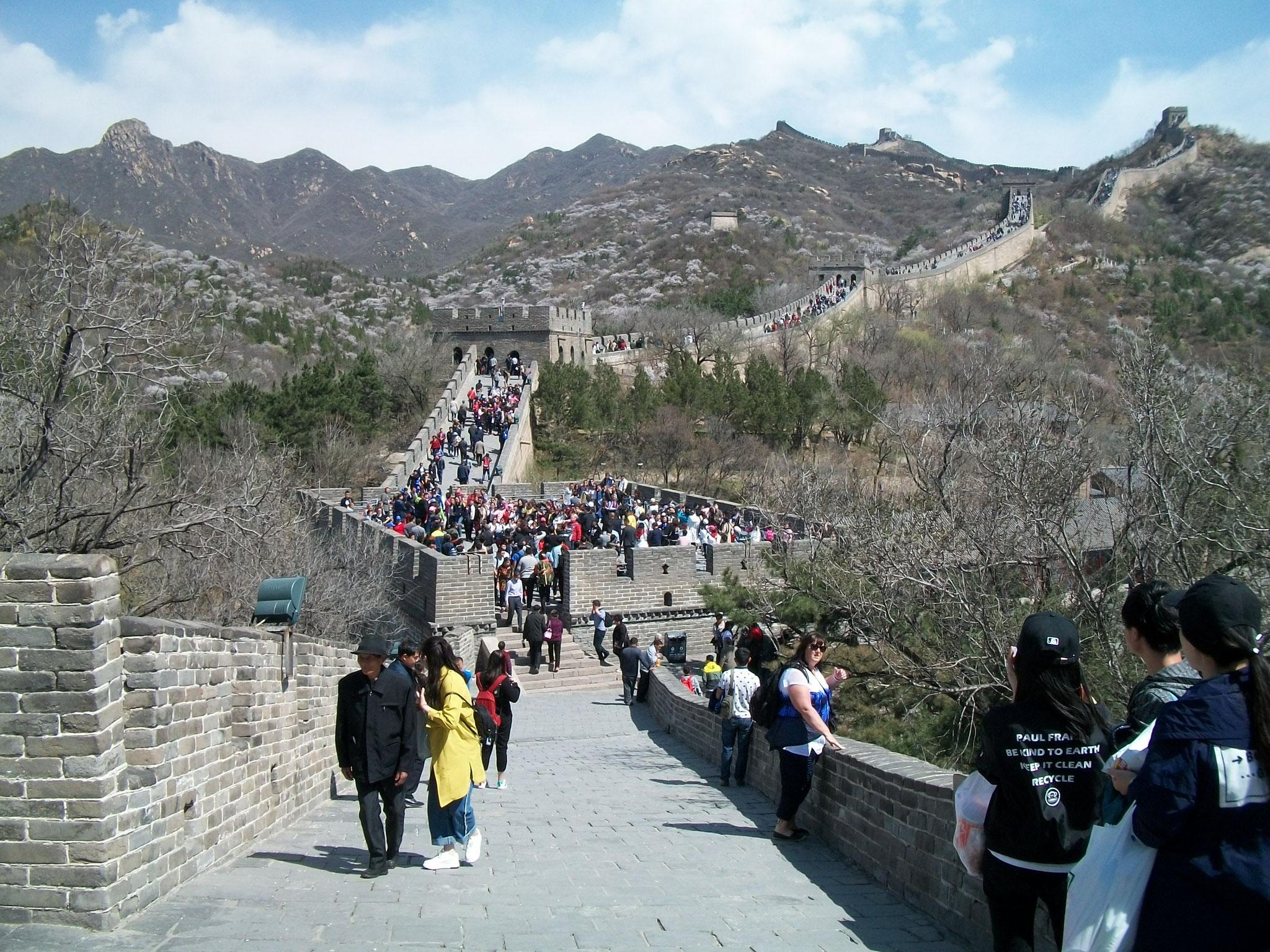 Die chinesische Mauer 1