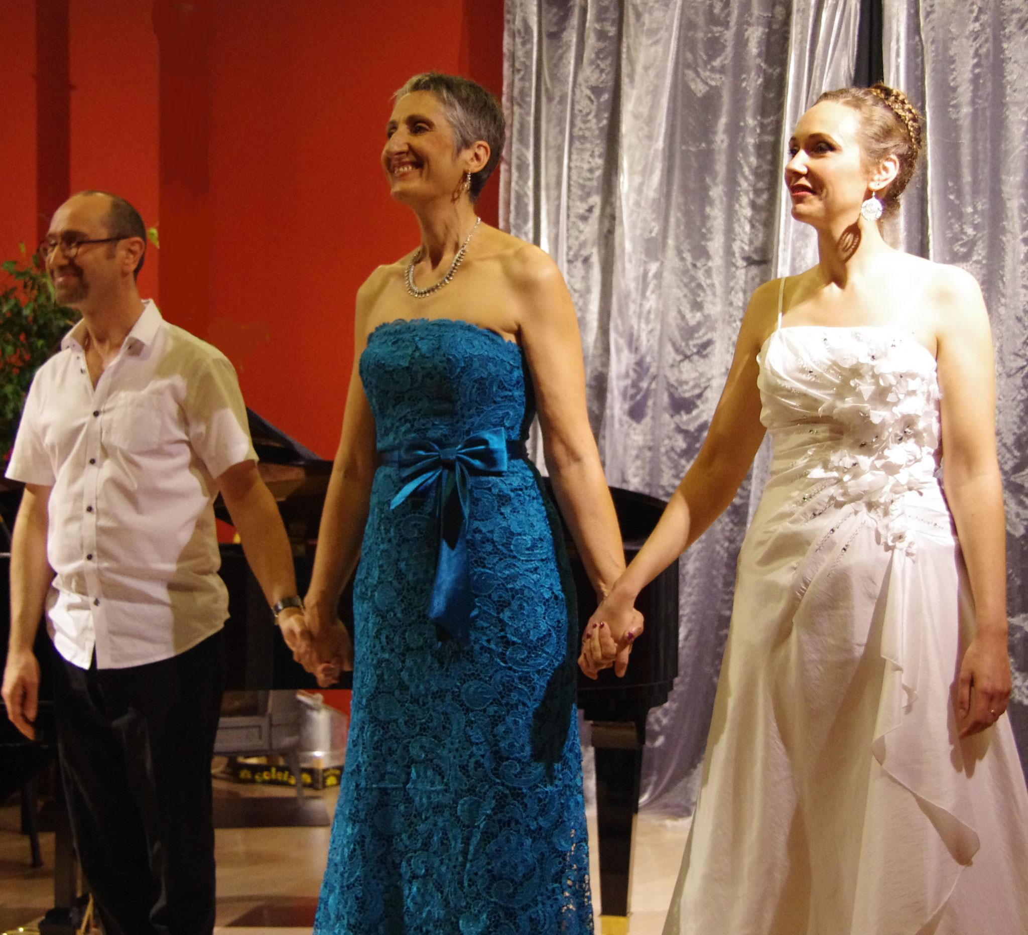 En concert avec Laure Gérard et Stéphane Berrone