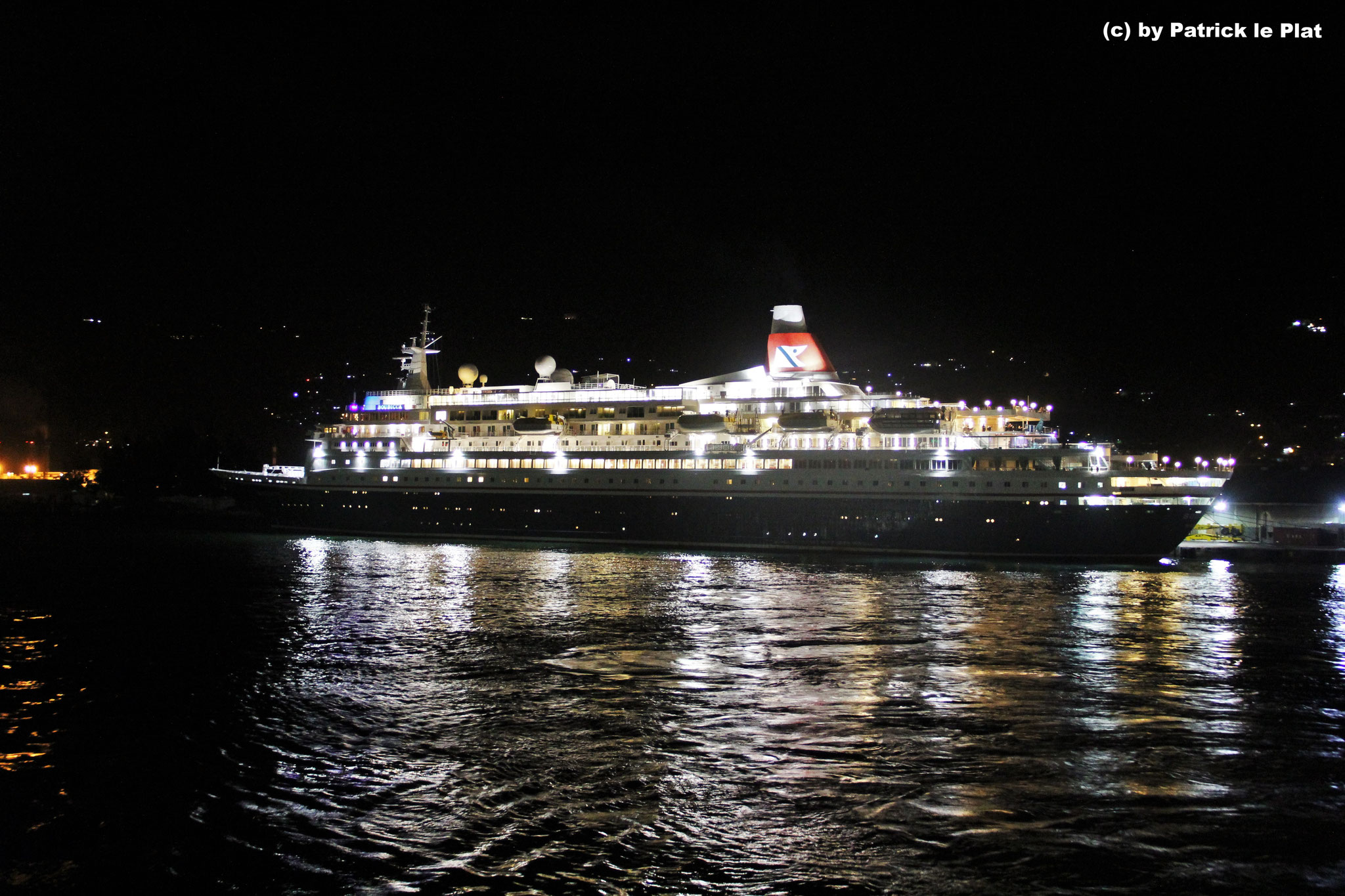 06. Dezember 2017 in Port Victoria (Seychellen)