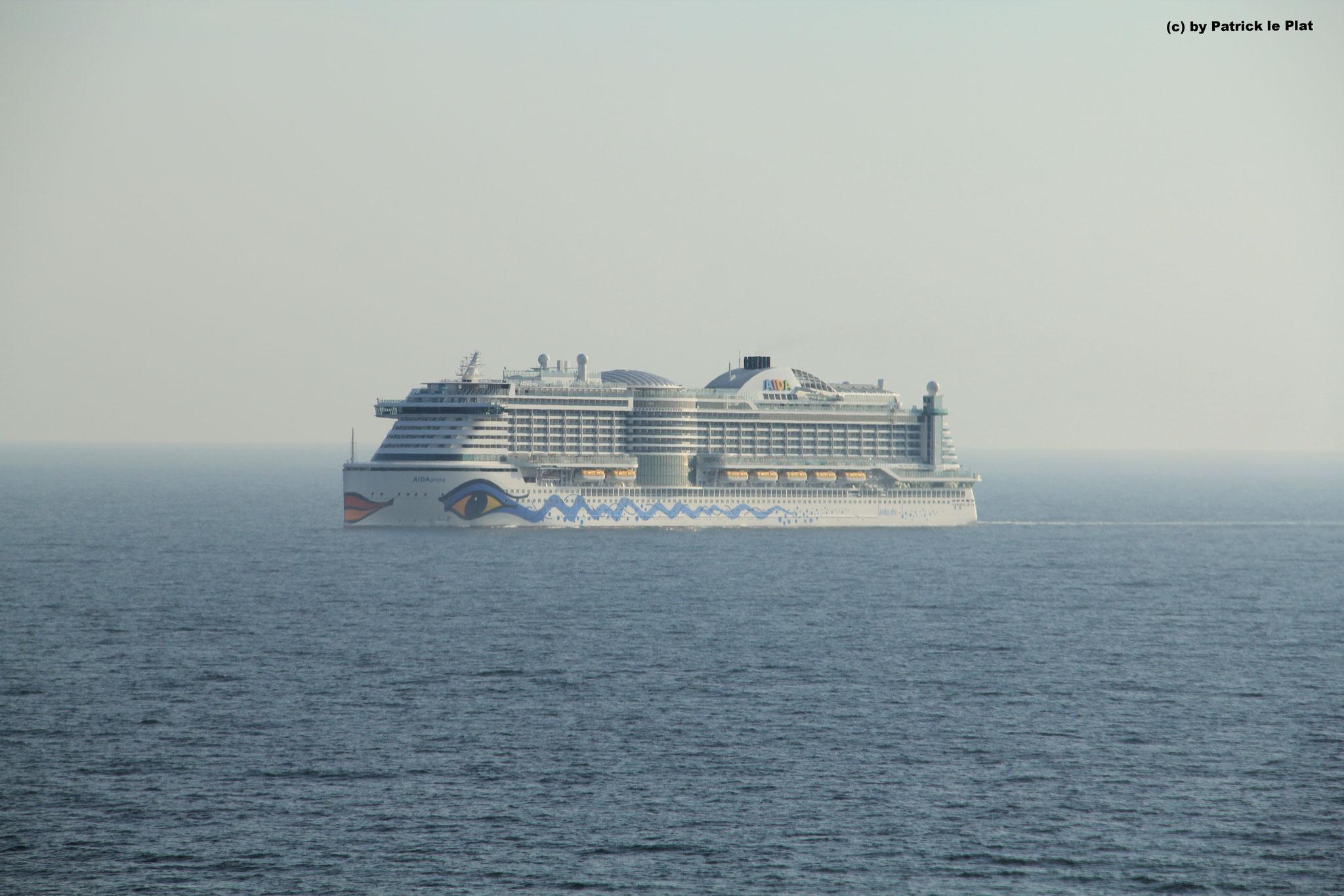 06. Mai 2016 in der Deutschen Bucht