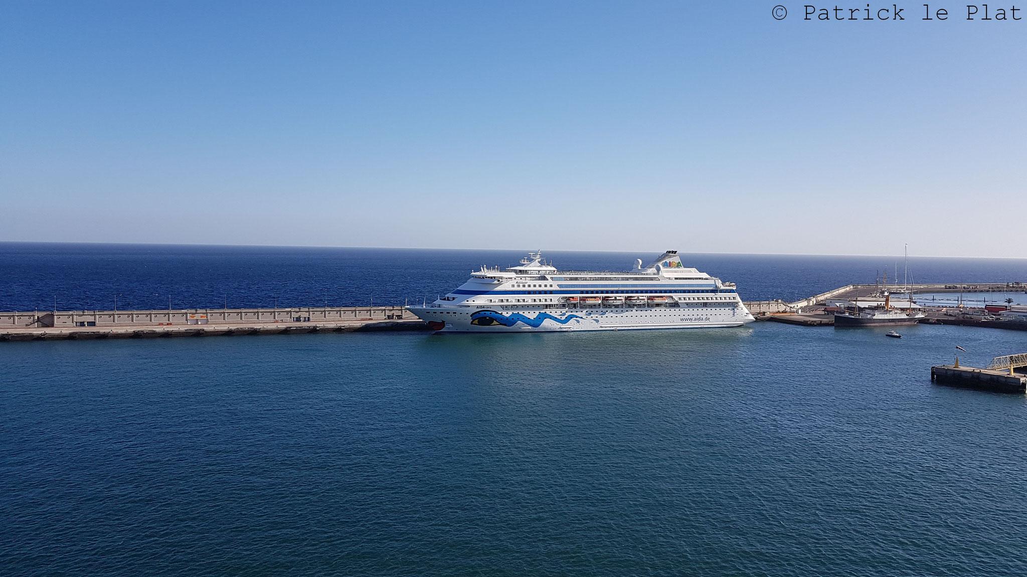 19. Dezember 2018 in Santa Cruz de Tenerife (Teneriffa)