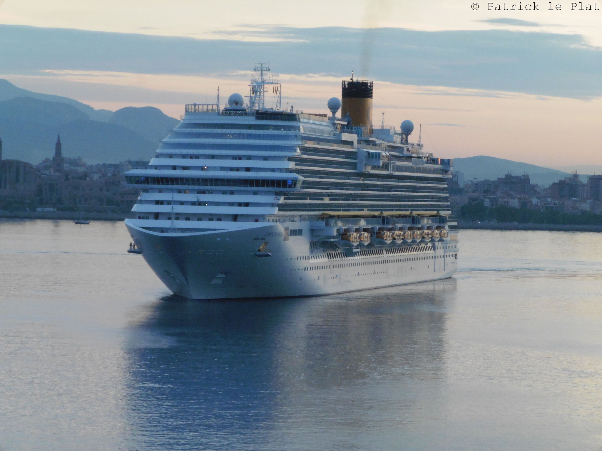 08. September 2015 in Palma de Mallorca (Spanien)