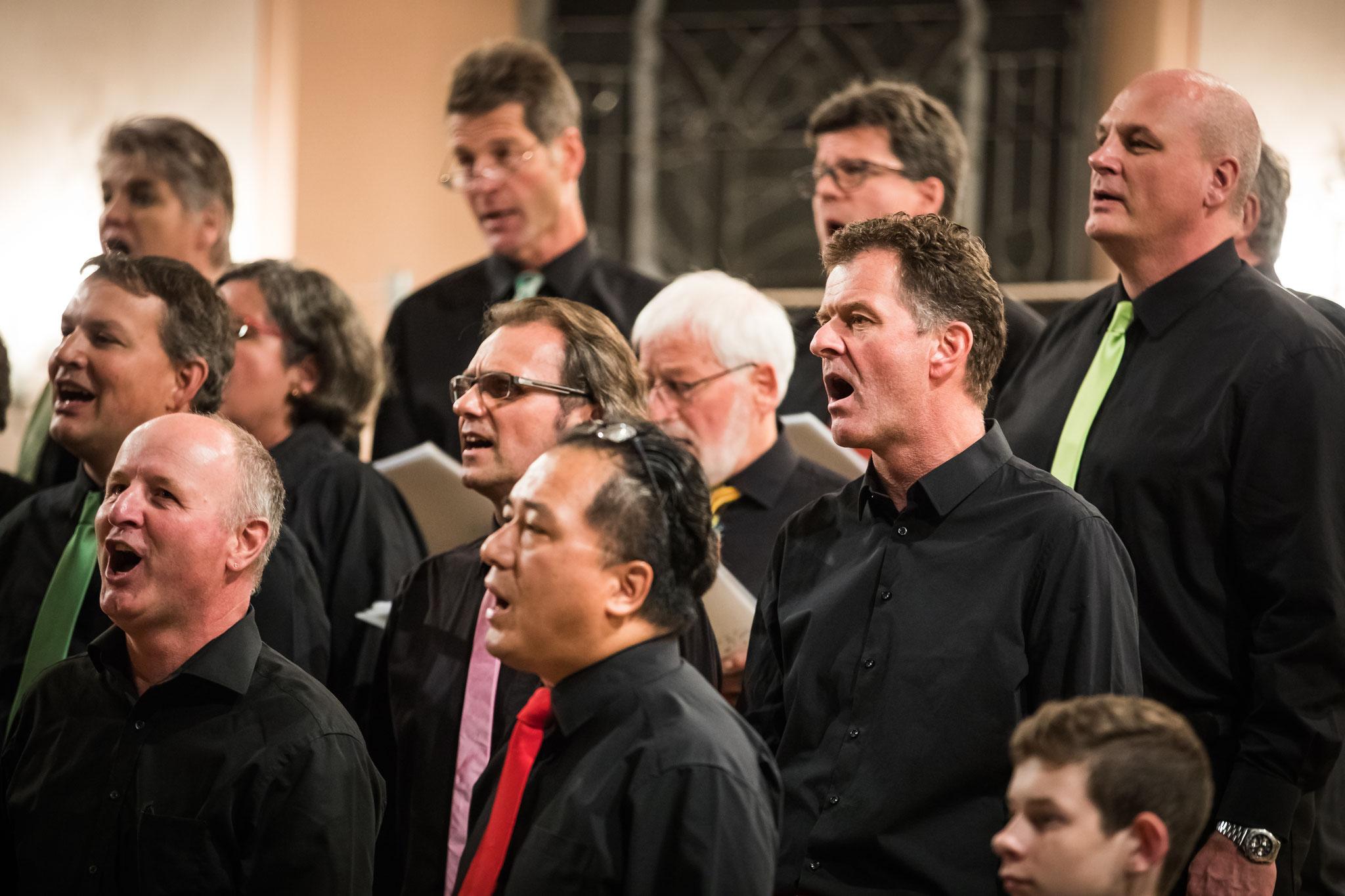 Winterkonzert 2018 - Kirche Rapperswil, 9.11.2018