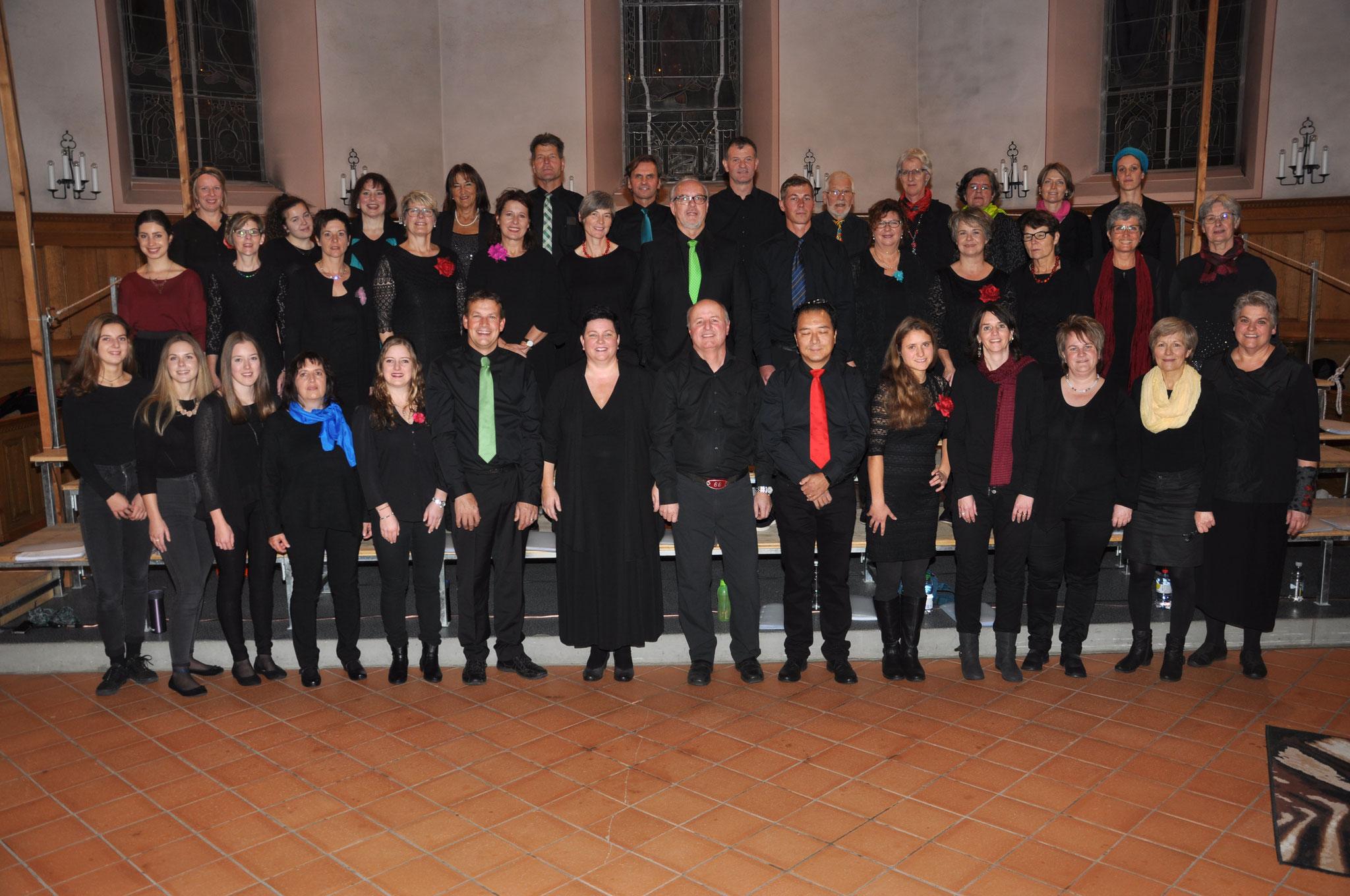 "Winterkonzert ""BaRock"", Kirche Rapperswil - 11. November 2017"