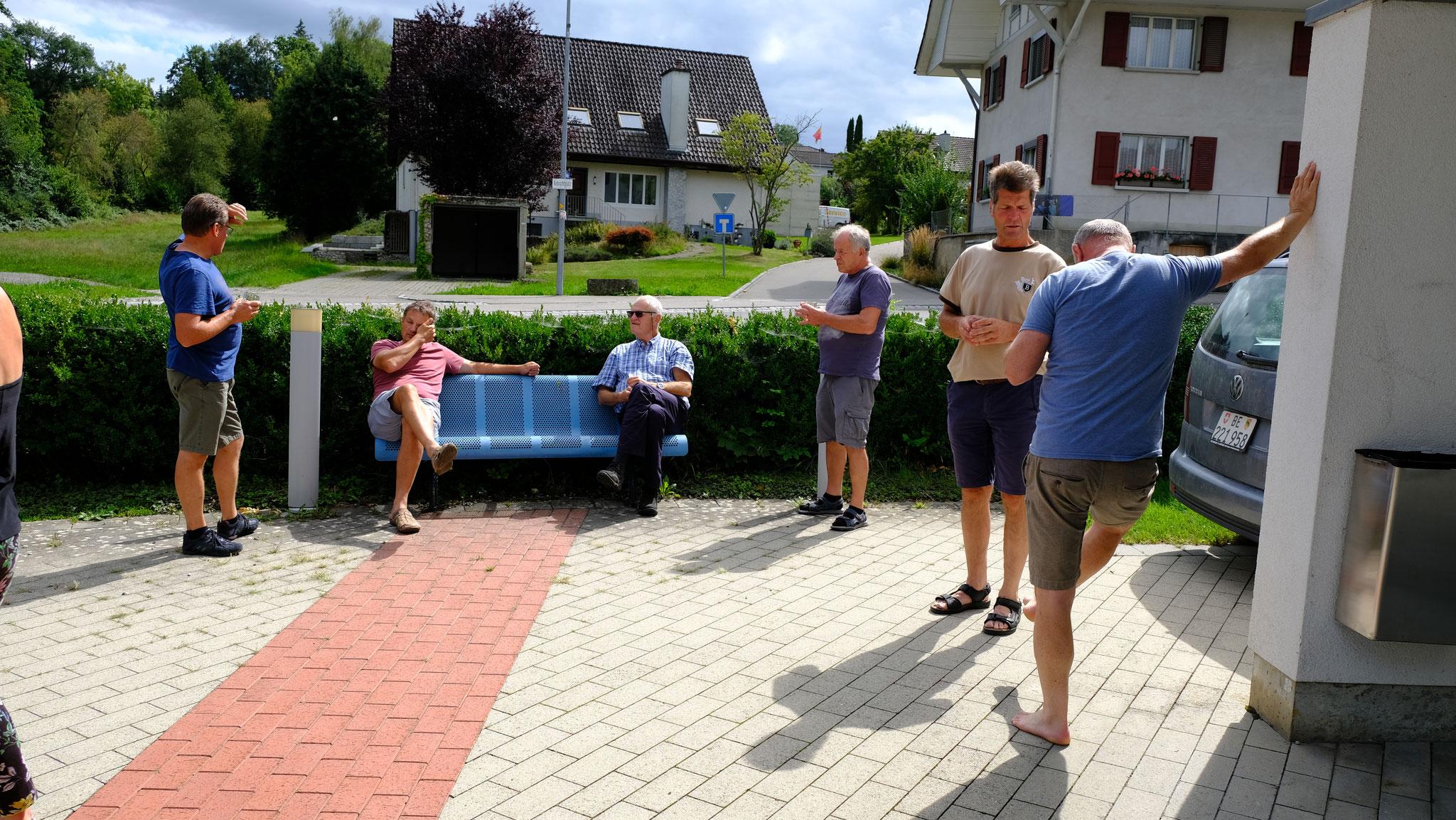 Chorweekend Rapperswil, 22. & 23. August 2020