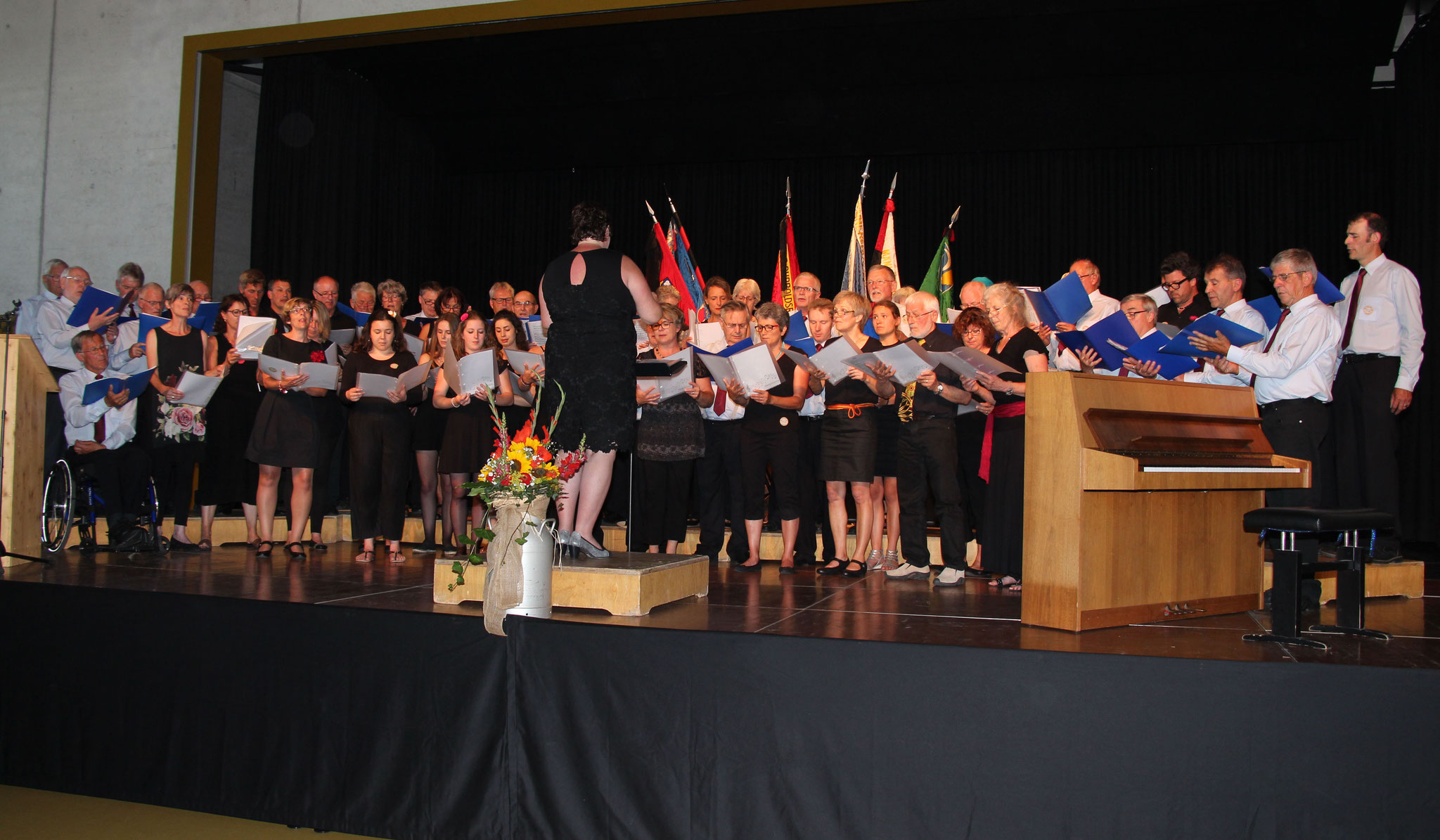 Kreissängertag Messen - Juni 2017
