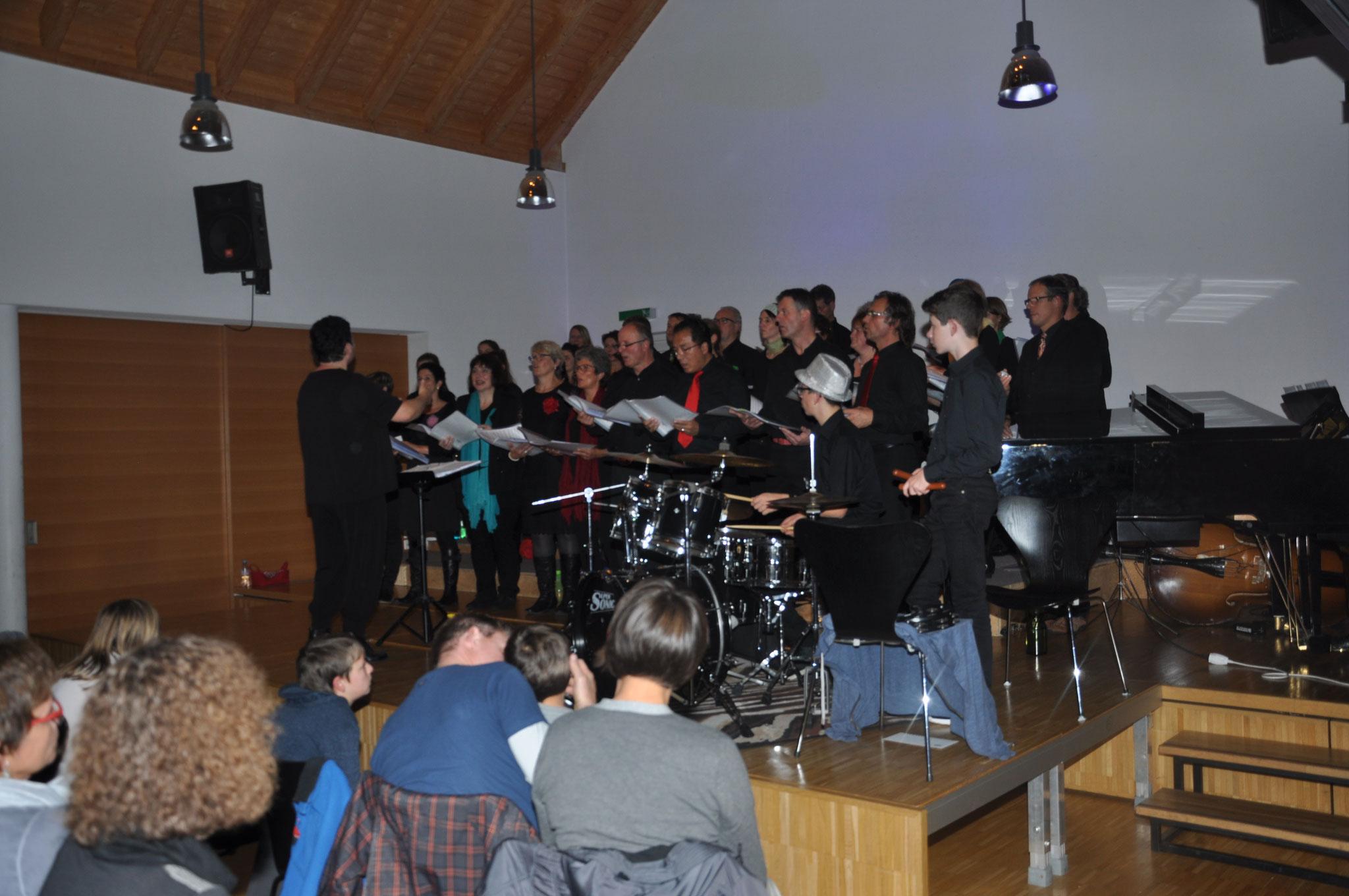 """Winterkonzert """"BaRock"""", Kirchgemeindehaus Grossaffoltern - 12. November 2017"""