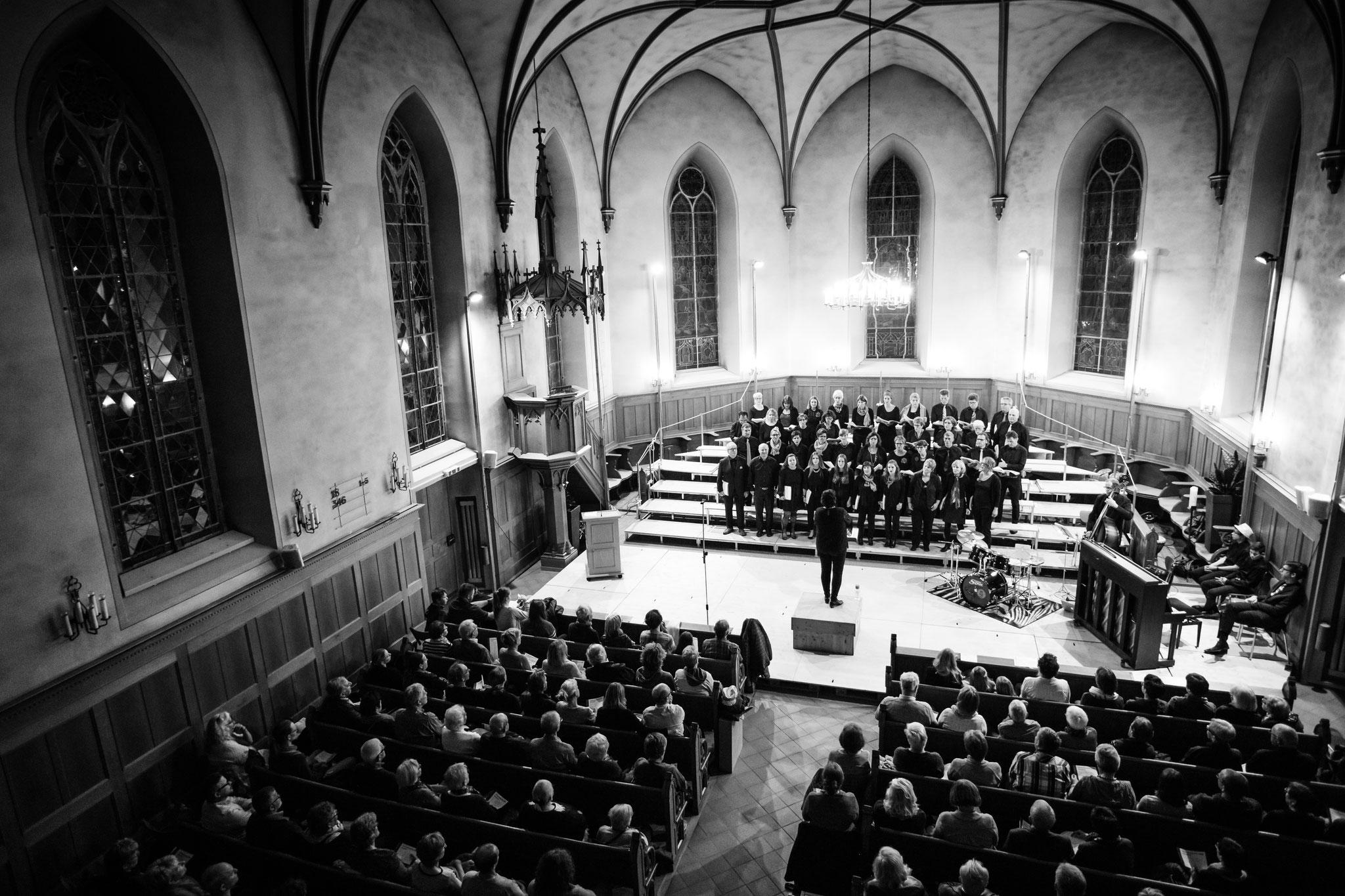 Winterkonzert 2018 - Kirche Rapperswil, 9.11.2018Winterkonzert 2018 - Kirche Rapperswil, 9.11.2018