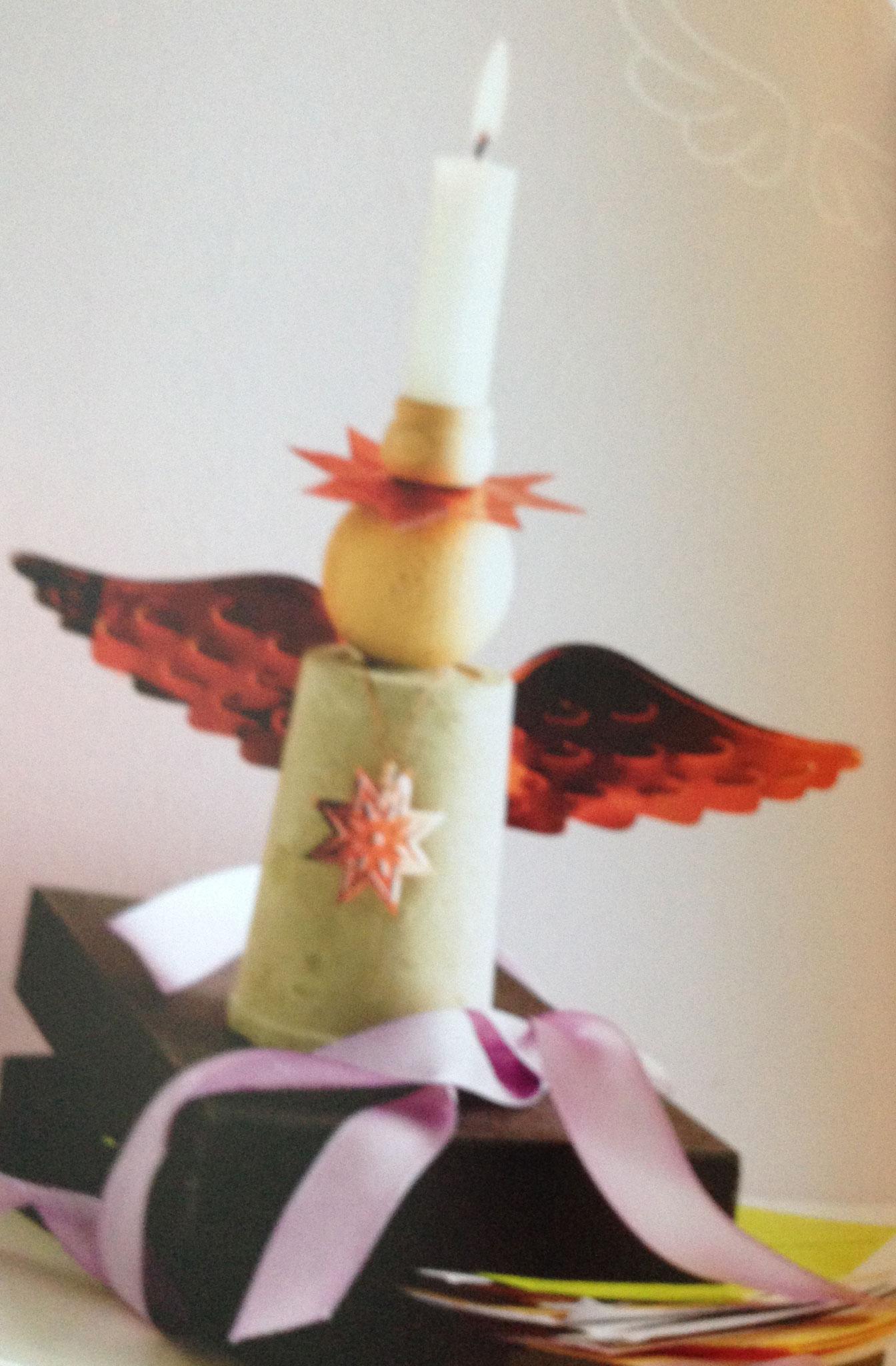 Beton-Engel Beispiels-Bild Buch Topp-Verlag