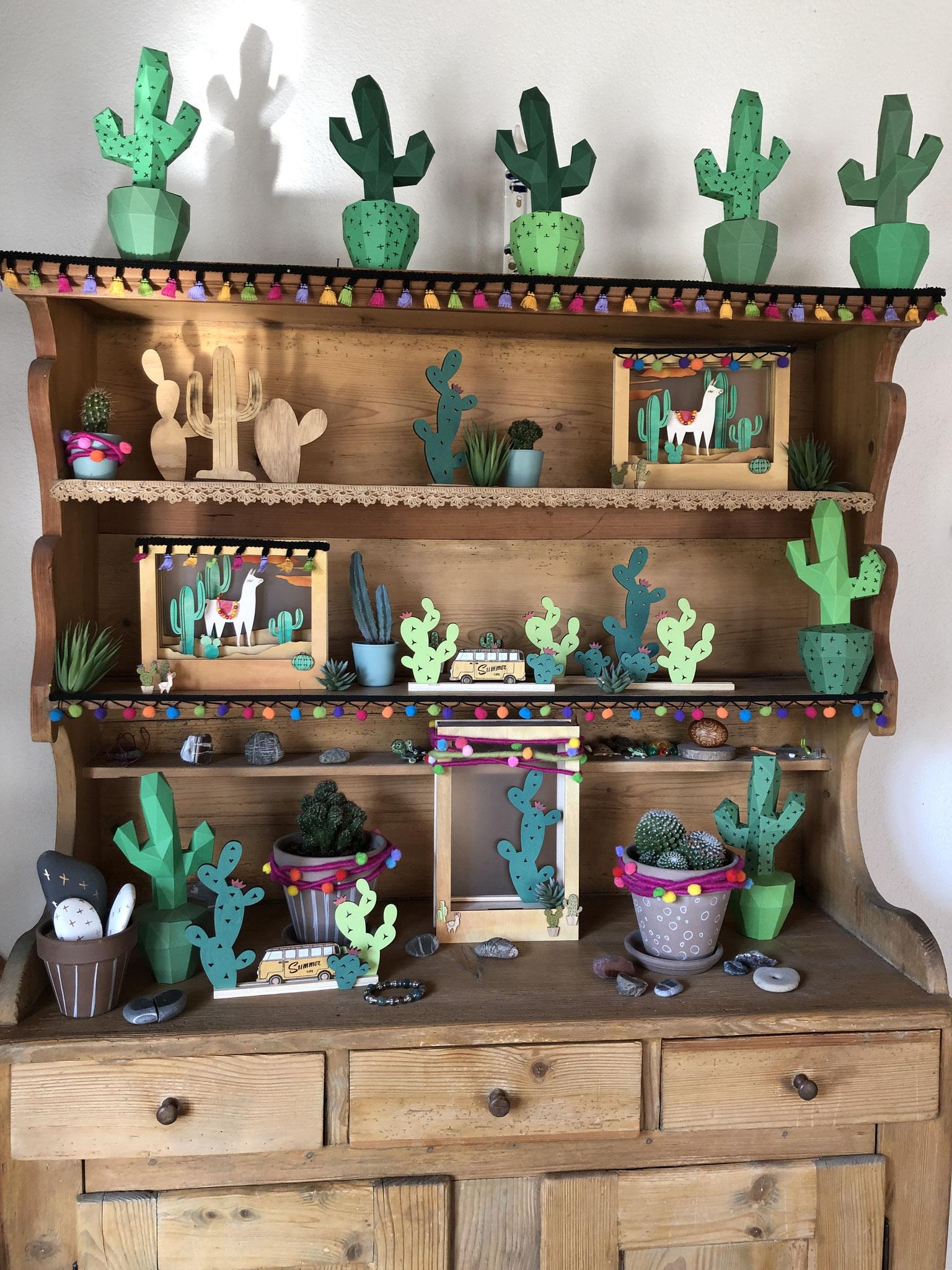 Kaktus-Ausstellung