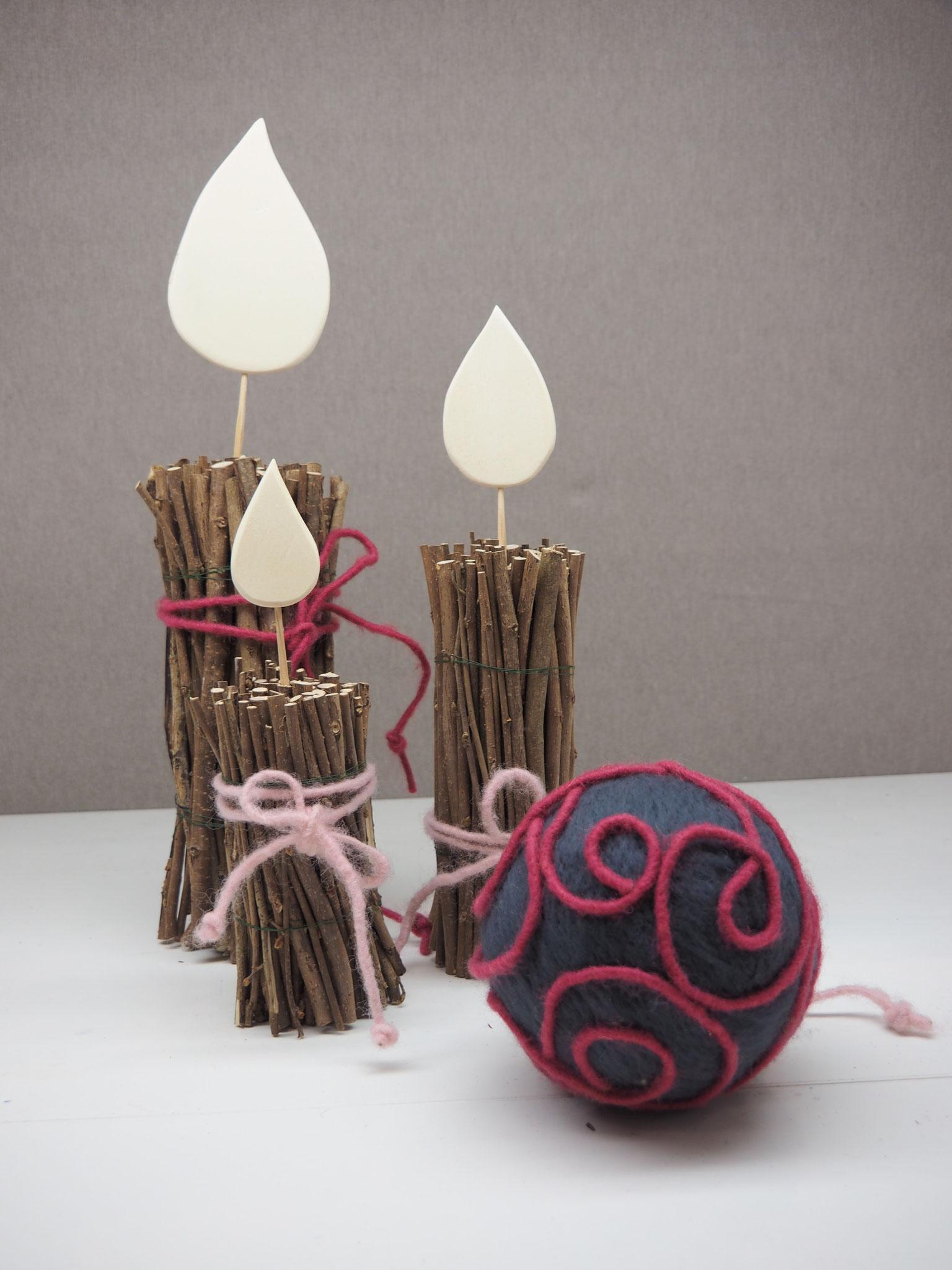 Weiden-Kerzen