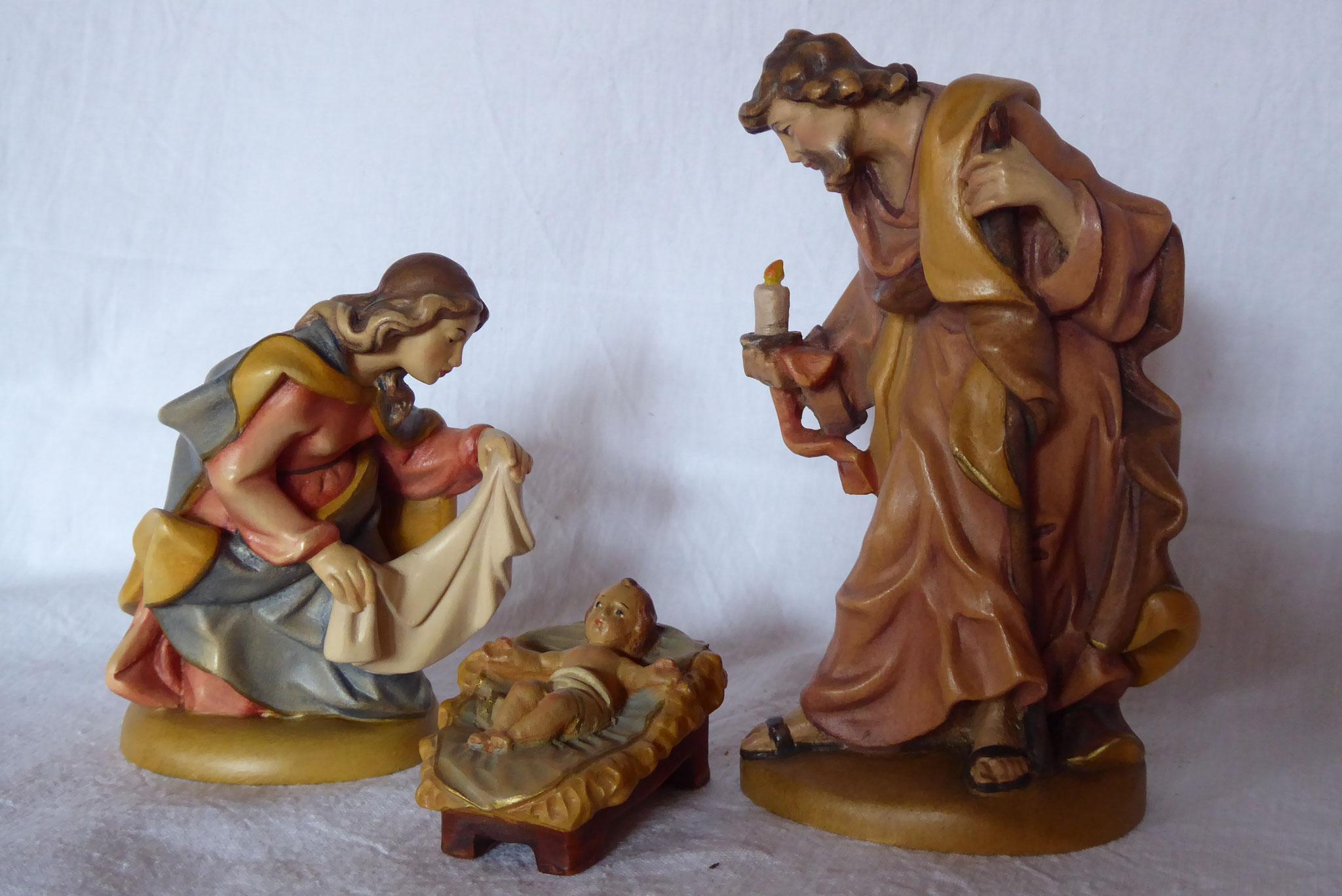 Heilige Familie Nr.3    Größe 15cm