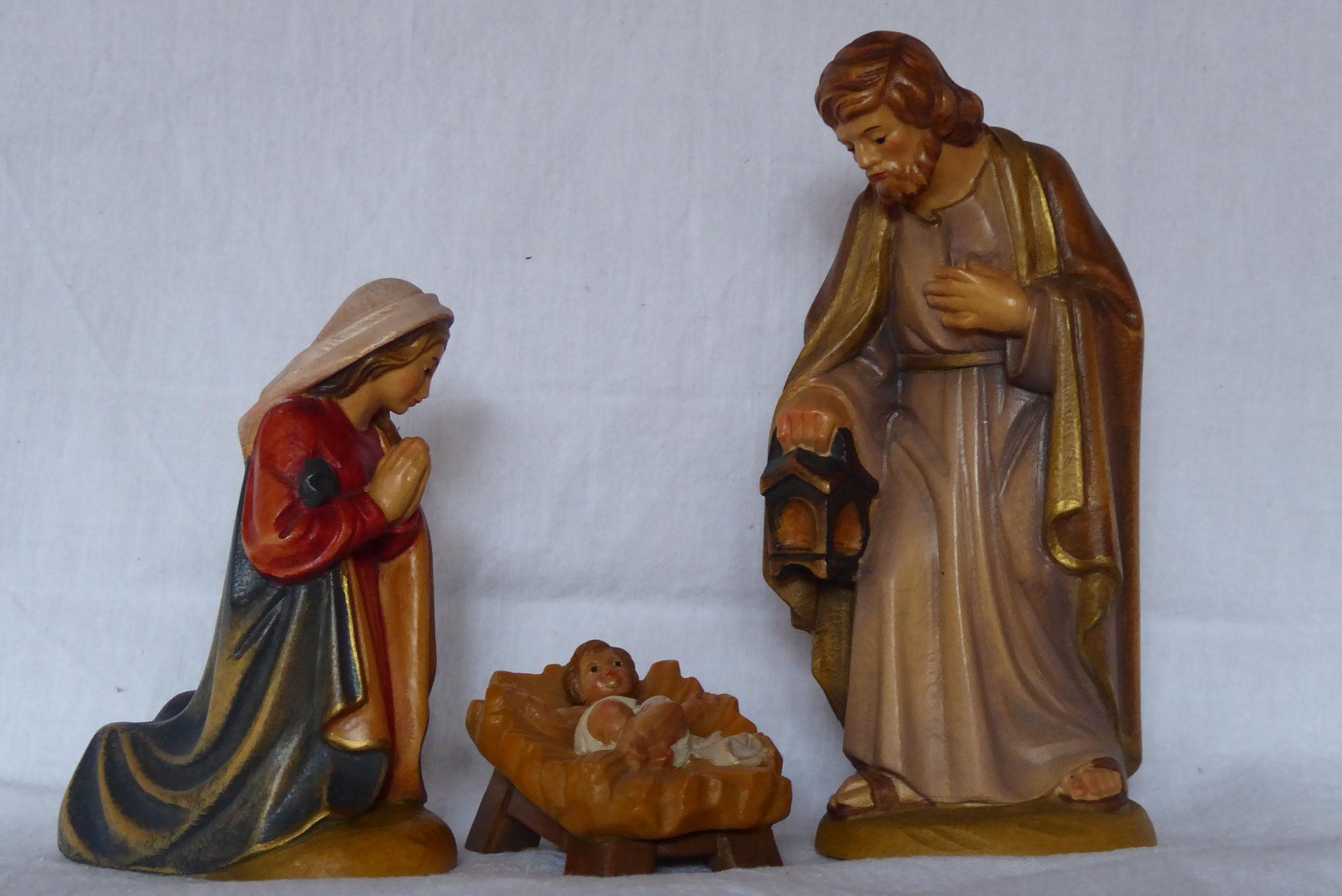 Heilige Familie Nr.2     Größe 15cm