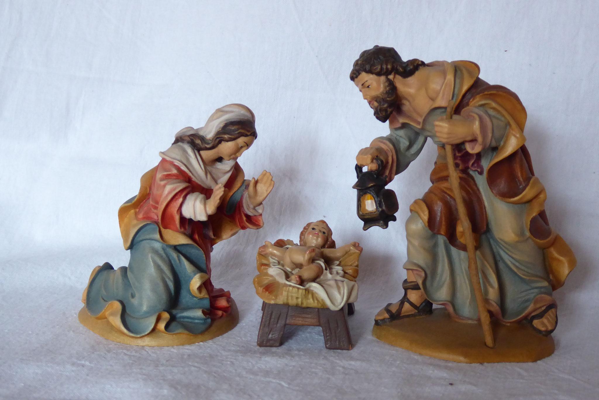 Heilige Familie Nr.4      Größe 15cm