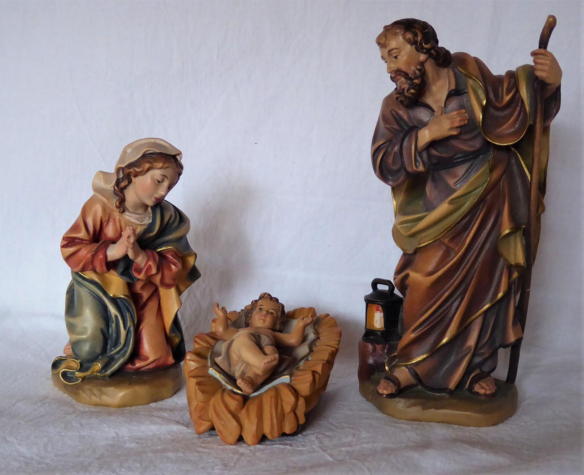 Heilige Familie Nr.1     Größe 18cm