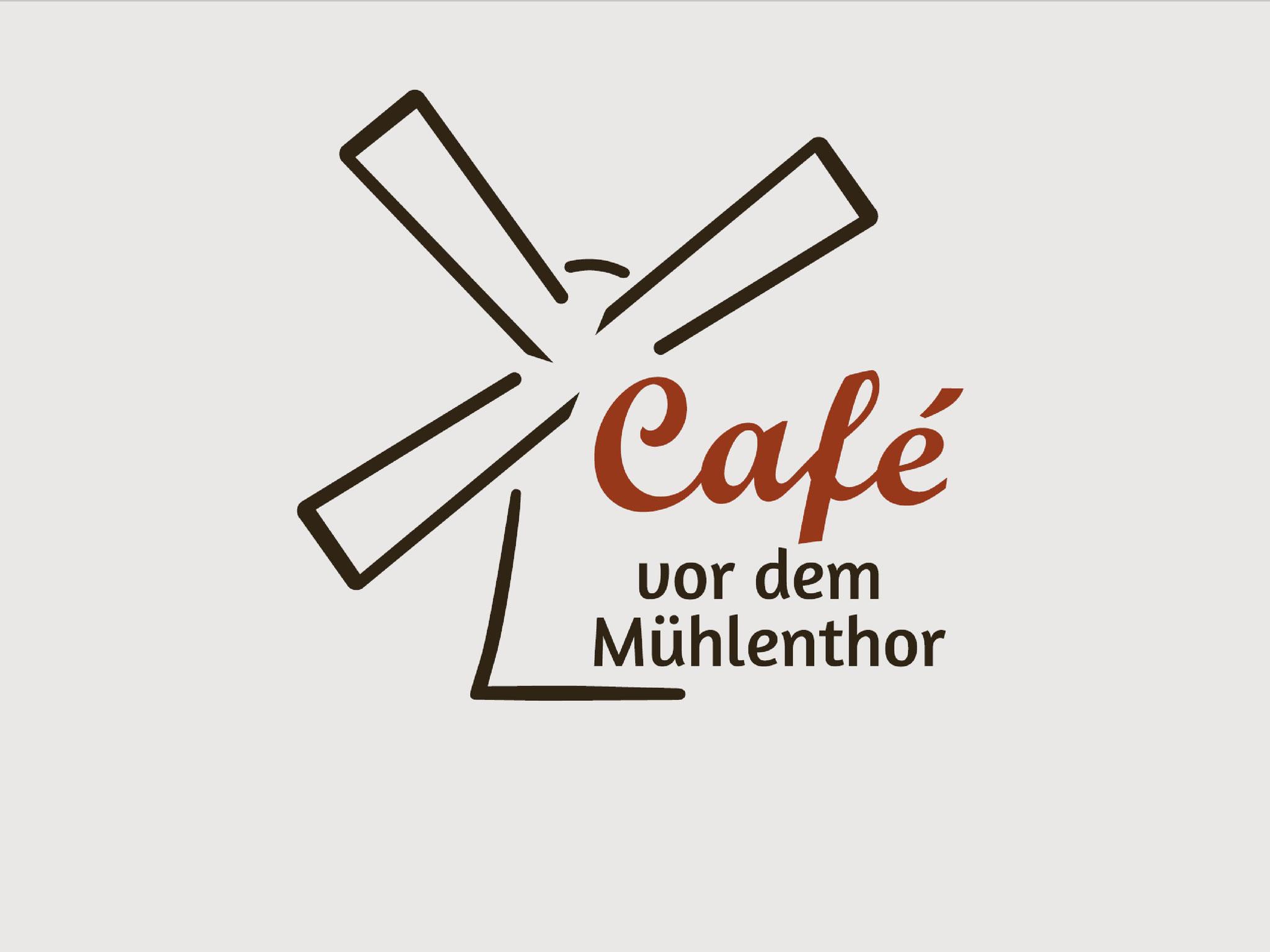 "Café ""Vor dem Mühlenthor - Corporate Design"