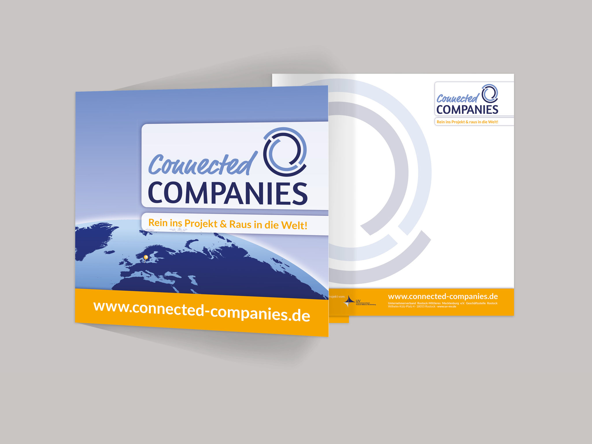 Connected Companies - Präsentationsmappen