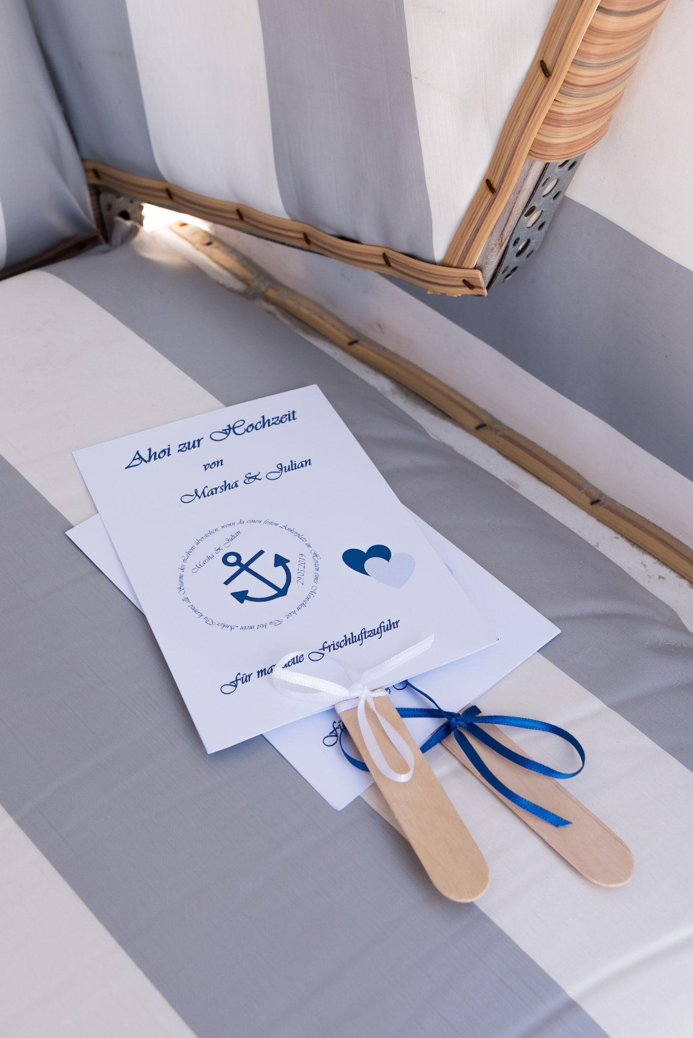Maritime Hochzeit