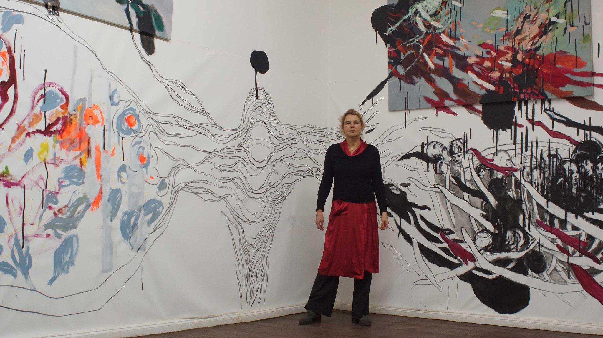 Sweet Delight, 2019/2020 Galerie Asyl der Kunst Mitte Berlin