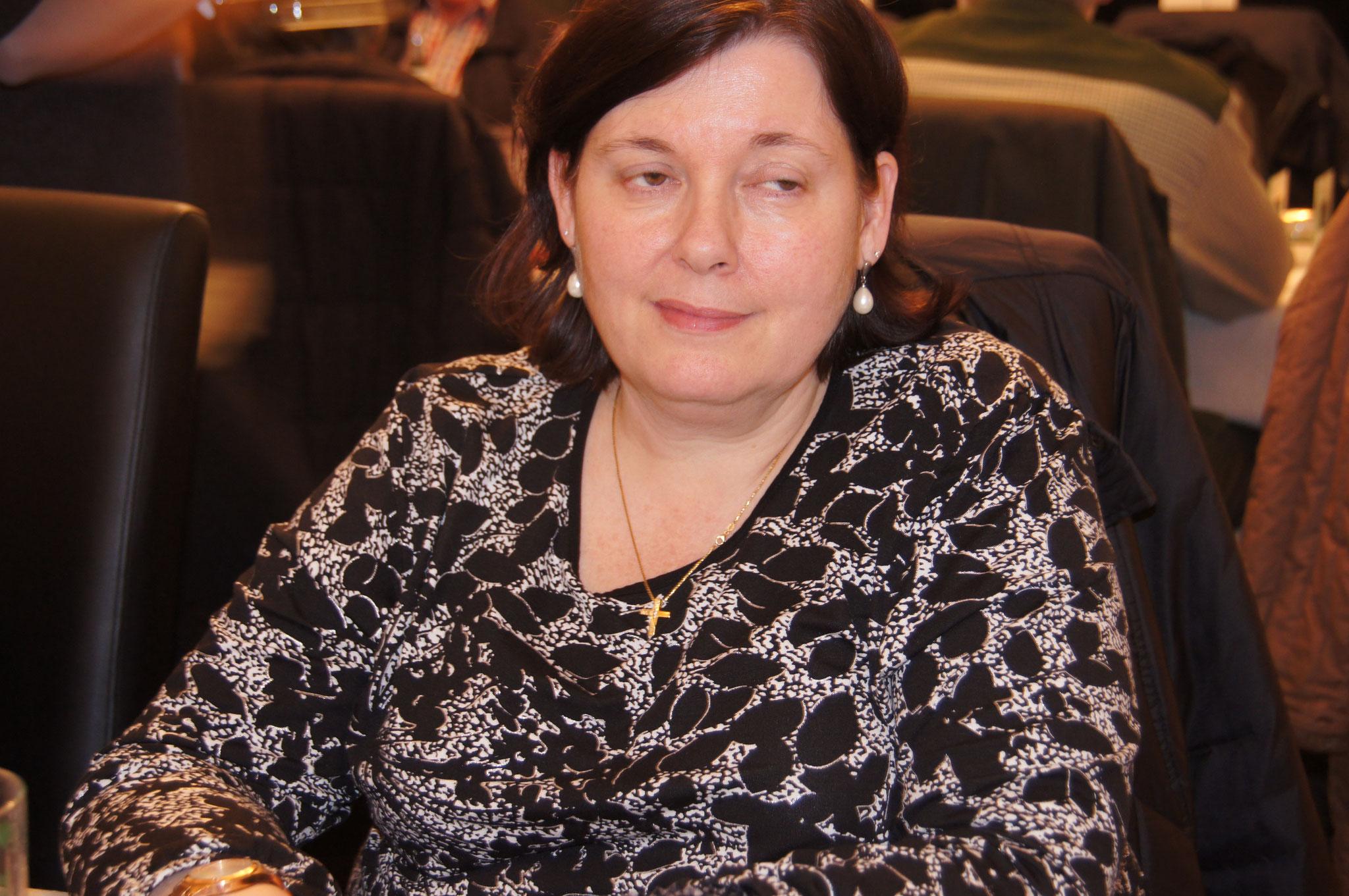 Peggy Studerus, Mitglied der Muko
