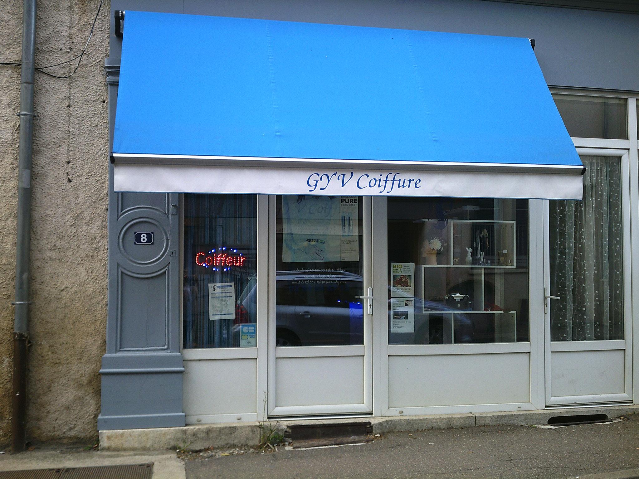 Salon de coiffure Gy'V coiffure Gy Haute Saone coiffeur visagiste