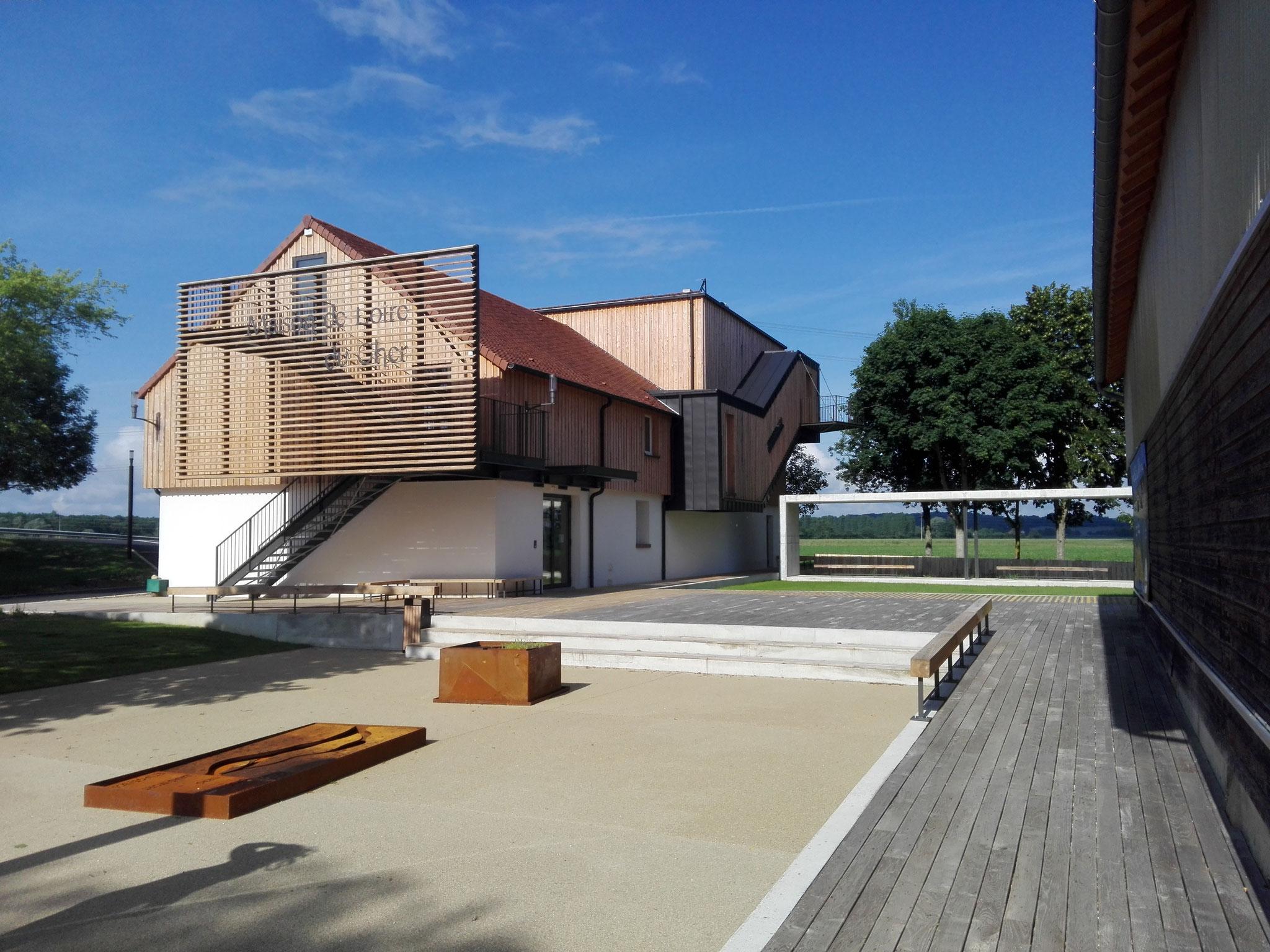 Maison de Loire à Belleville sur Loire (18)