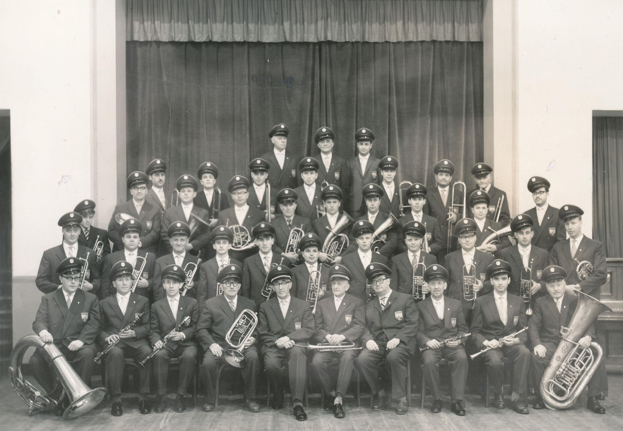 Gruppenfoto – 50 Jahre