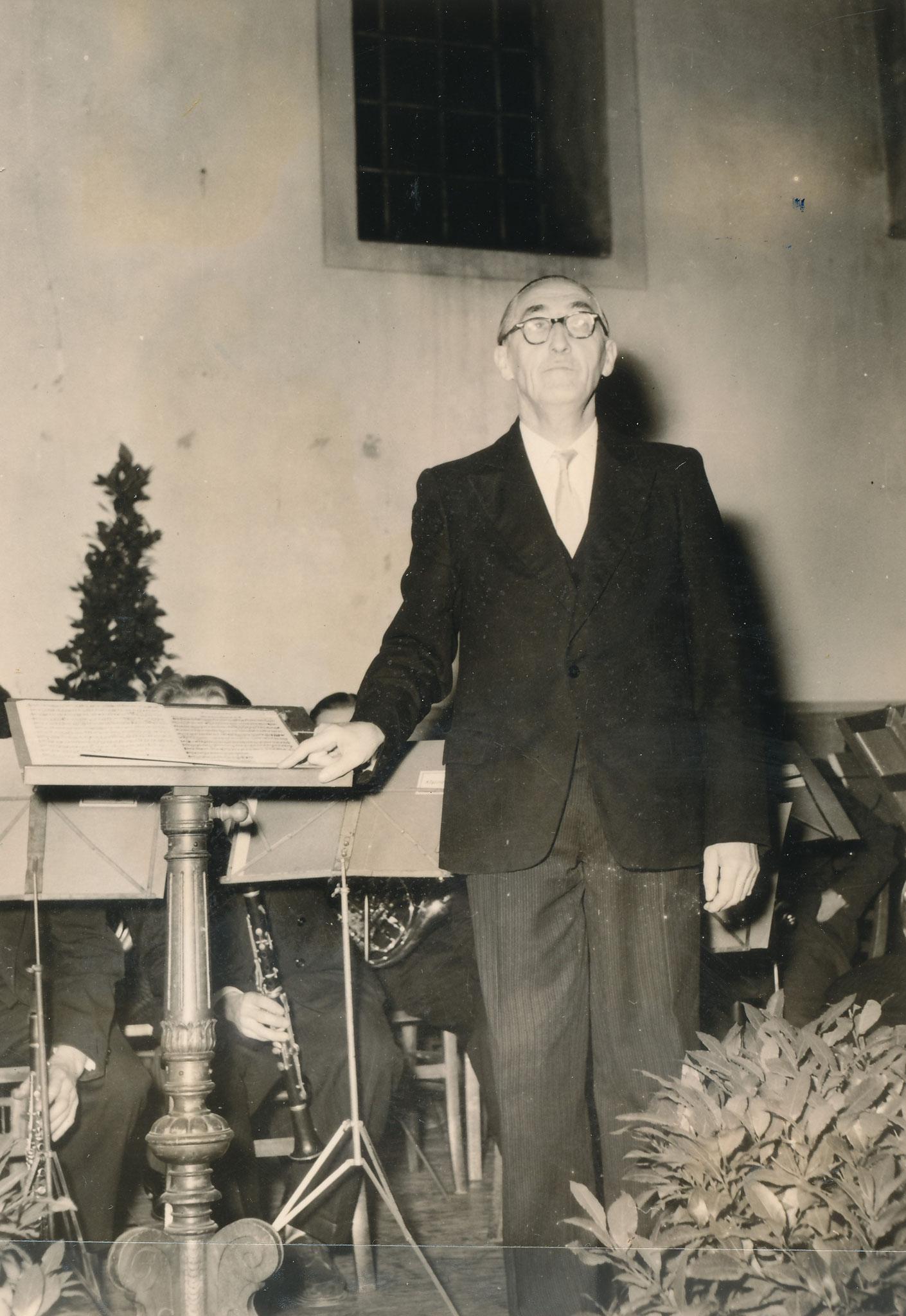 Dirigent Josef Keip
